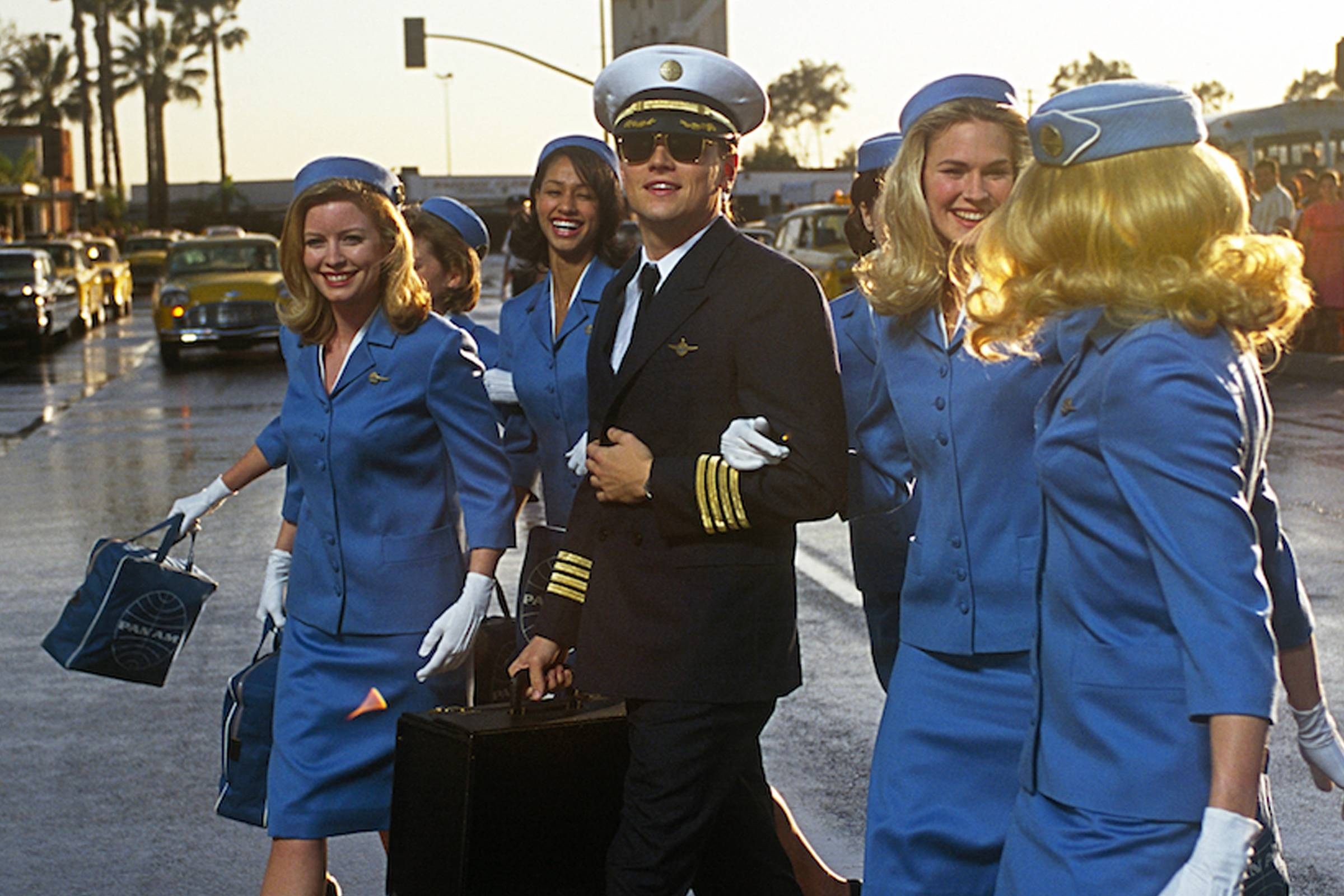 "Frank Abagnale Jr. (""Catch Me If You Can"", 2002)"