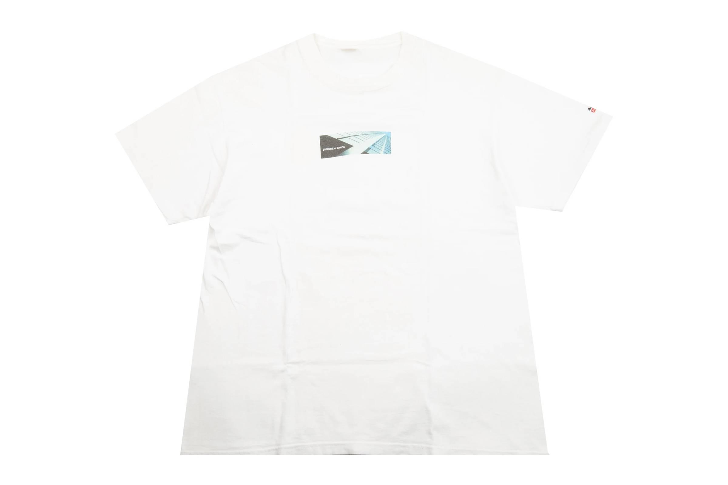 Tokion x Supreme Box Logo Tee