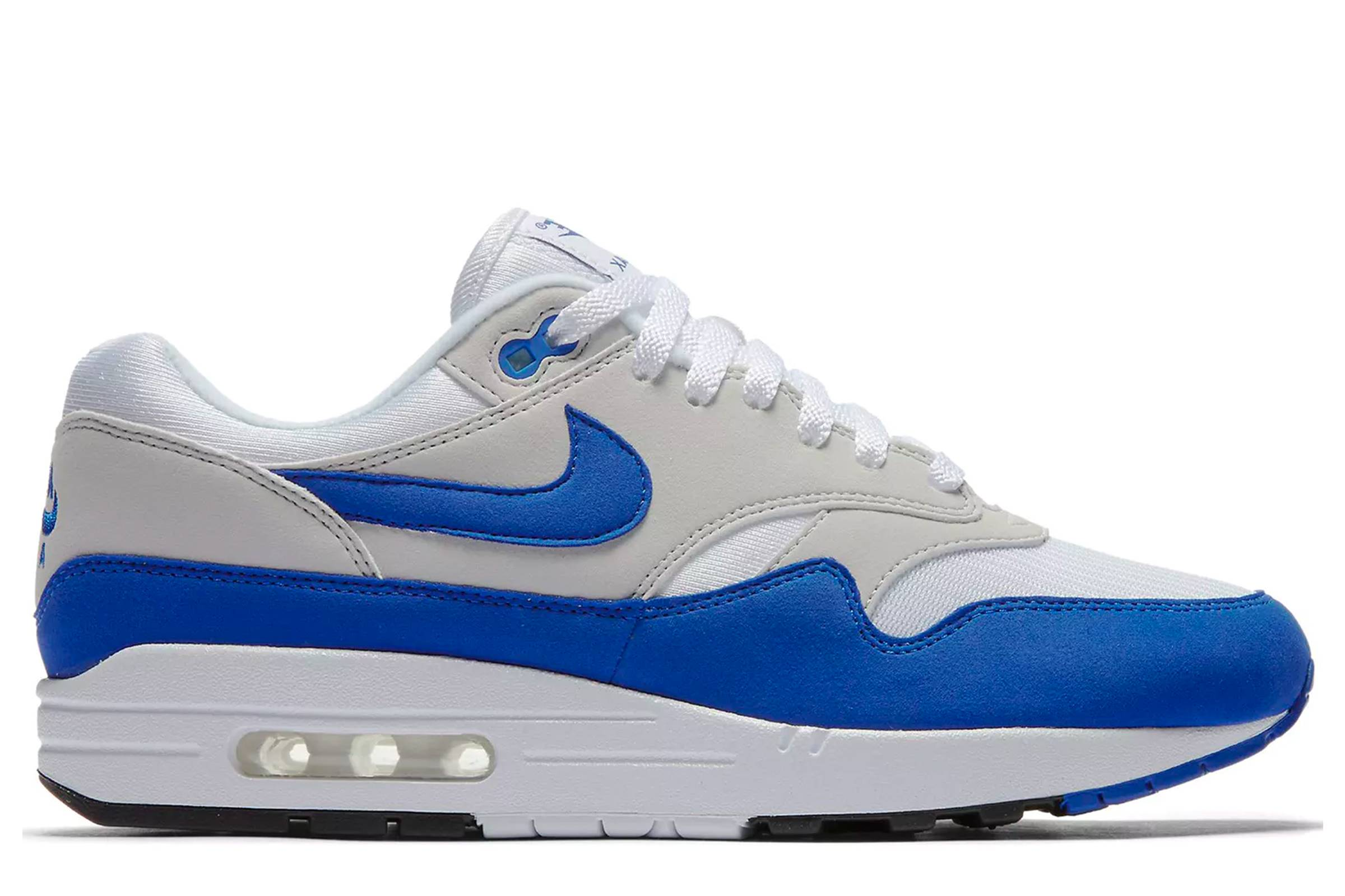 huge selection of f59fa 6a8ec Nike Air Max 1 Royal