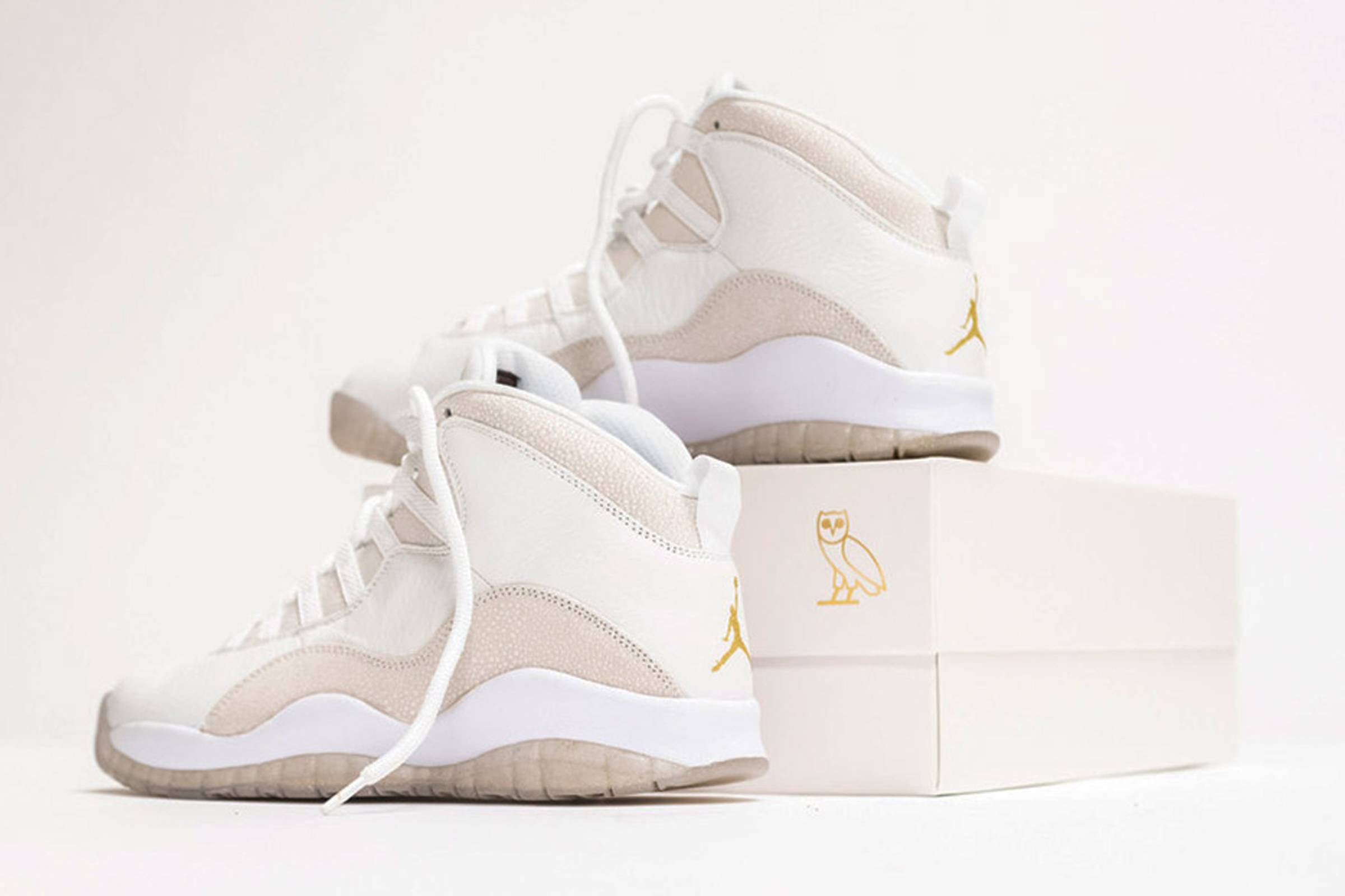 new products a3010 48eca Drake x Jordan 10 OVO