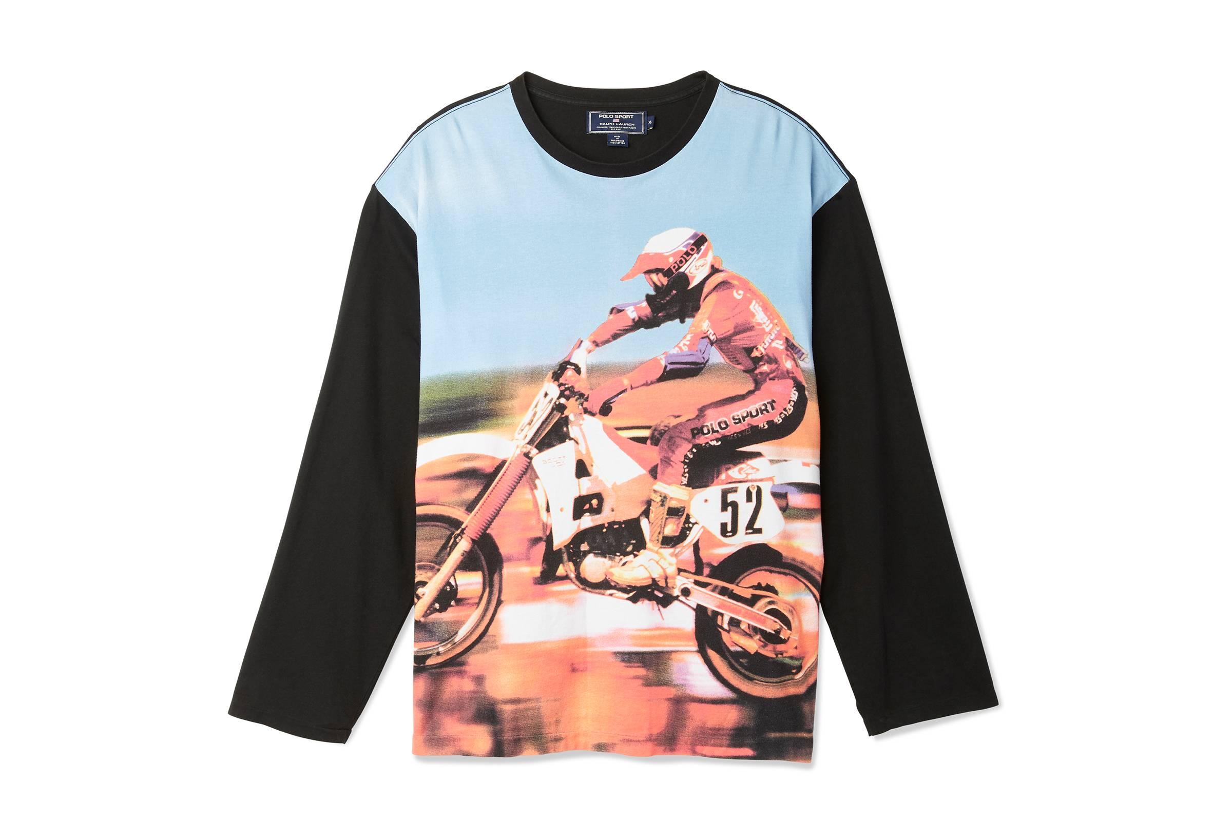 Ridgway Motocross Longsleeve