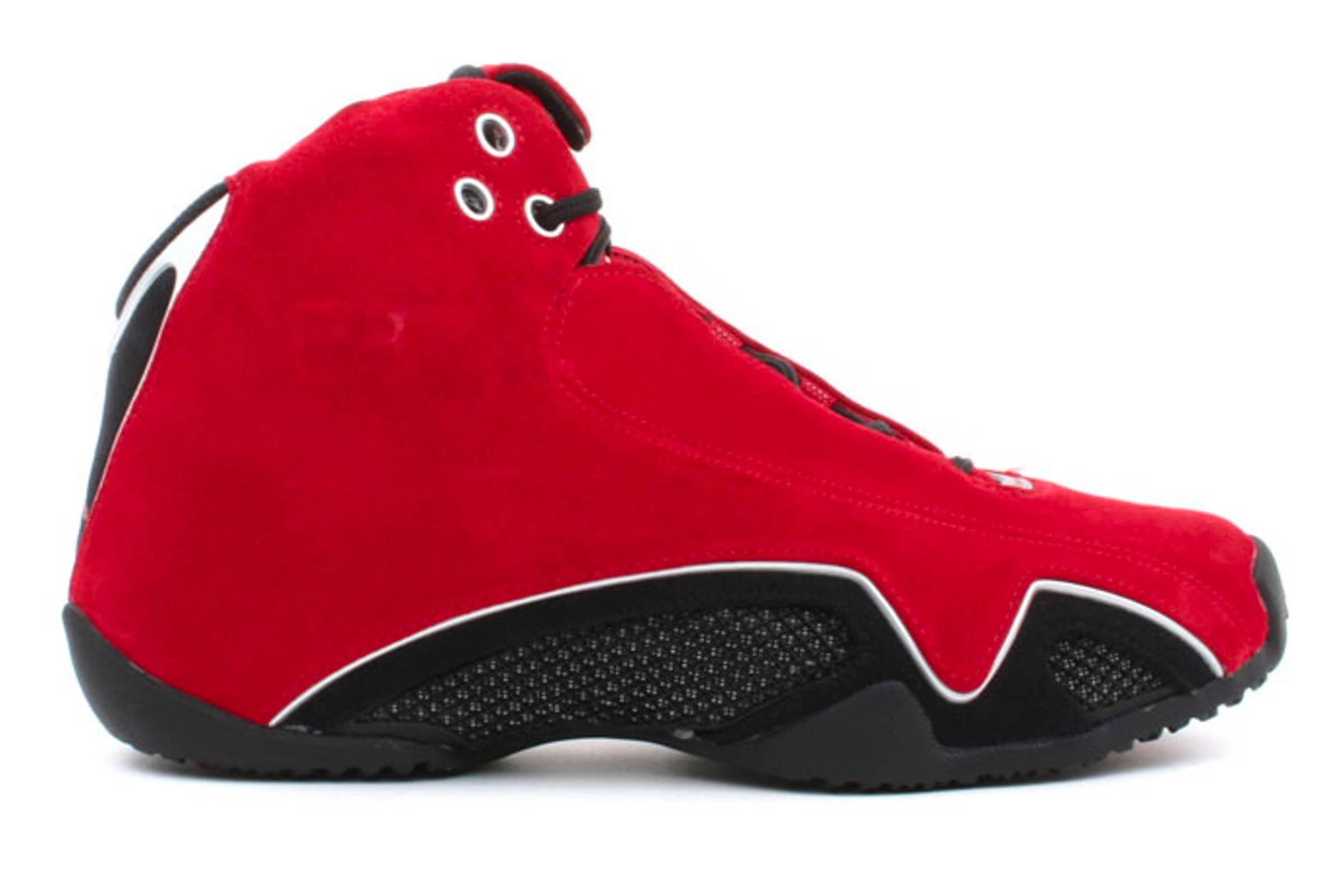 "Jordan XXI ""Red Suede/Toro"""