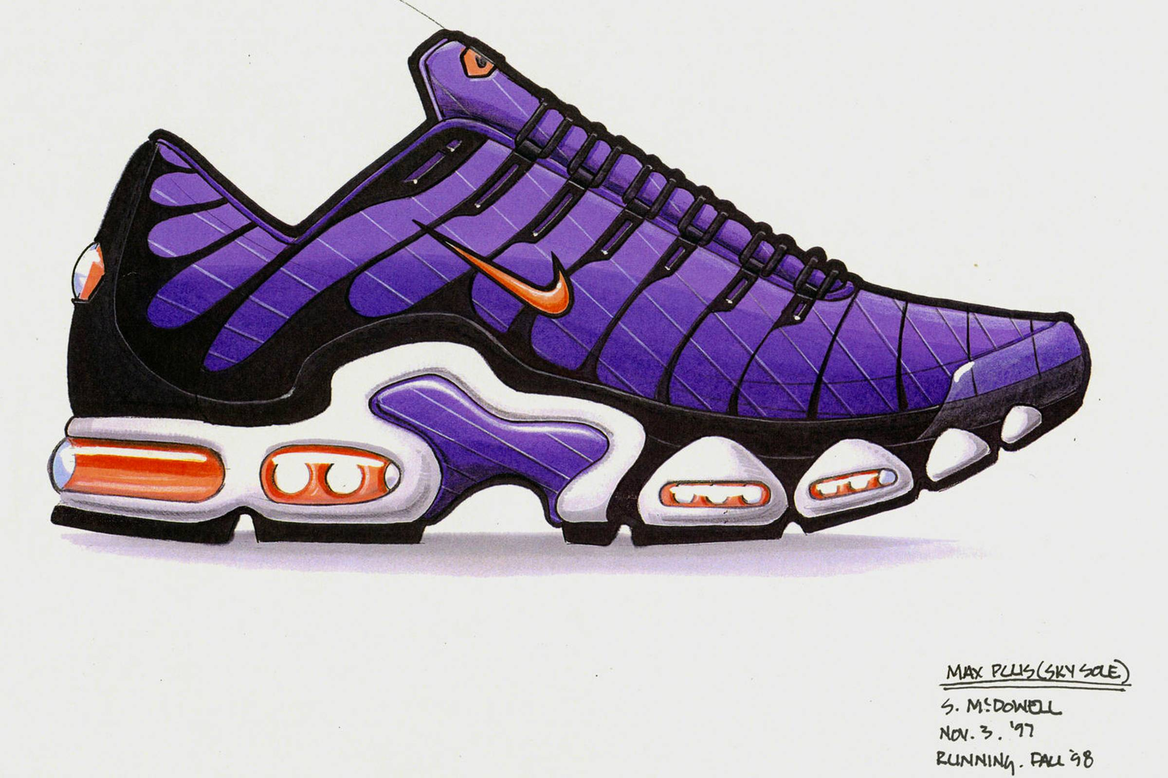6ea5e81e292a Tuned Up  A History of the Air Max Plus - Air Max Plus History - Grailed