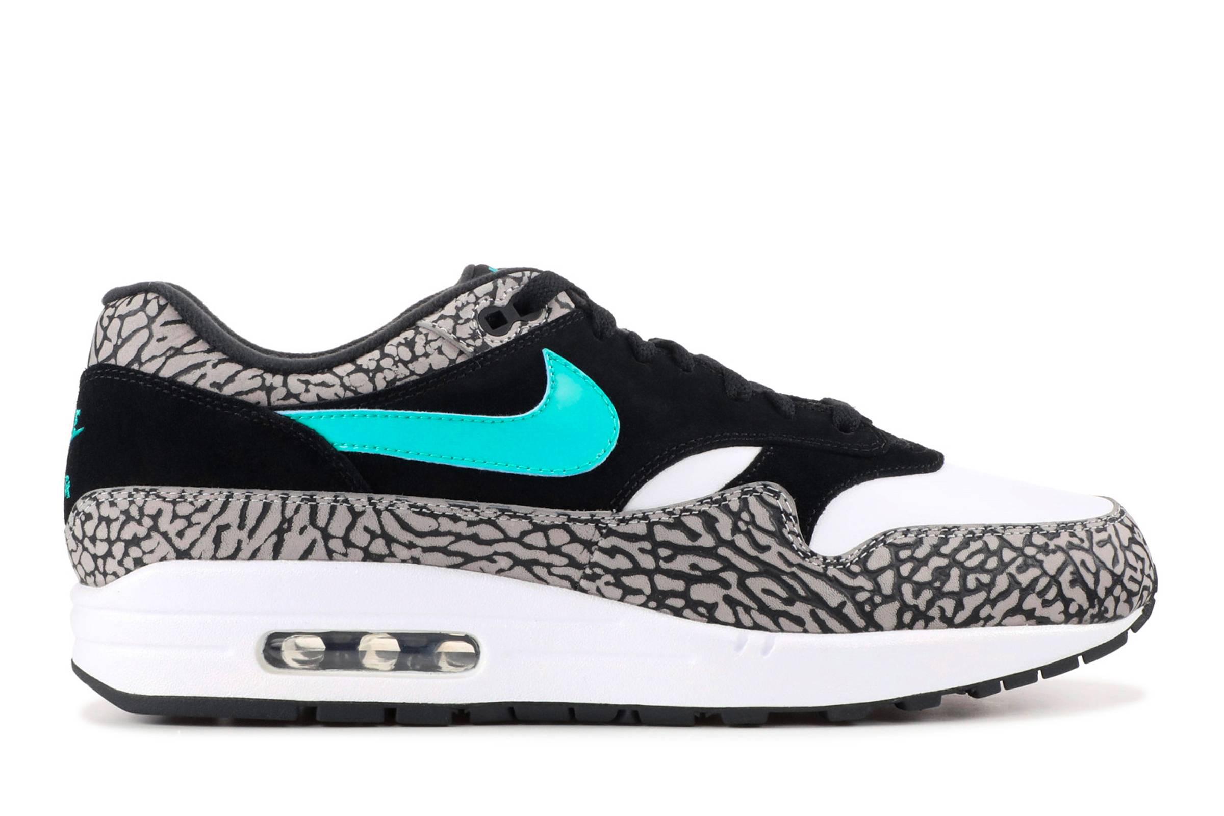 """Atmos x Nike Air Max 1 Retro """"Elephant"""""""