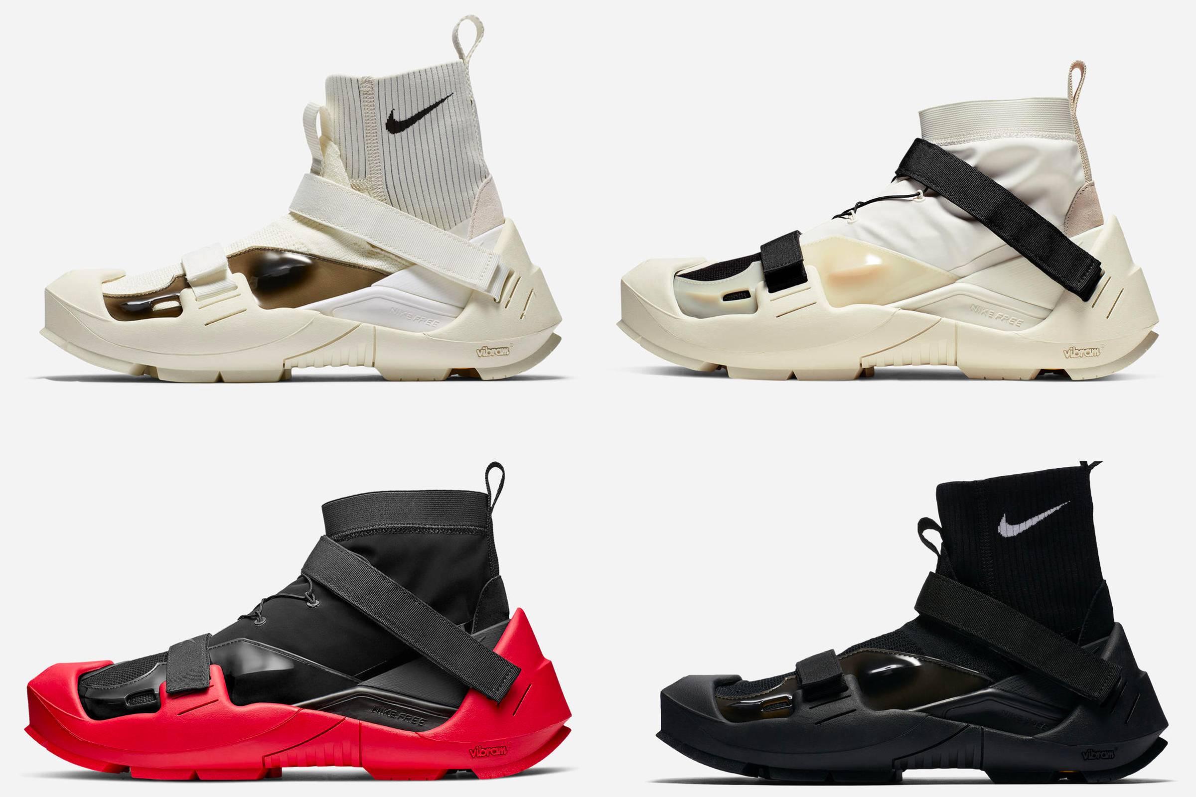 MMW x Nike Free TR 3 SP