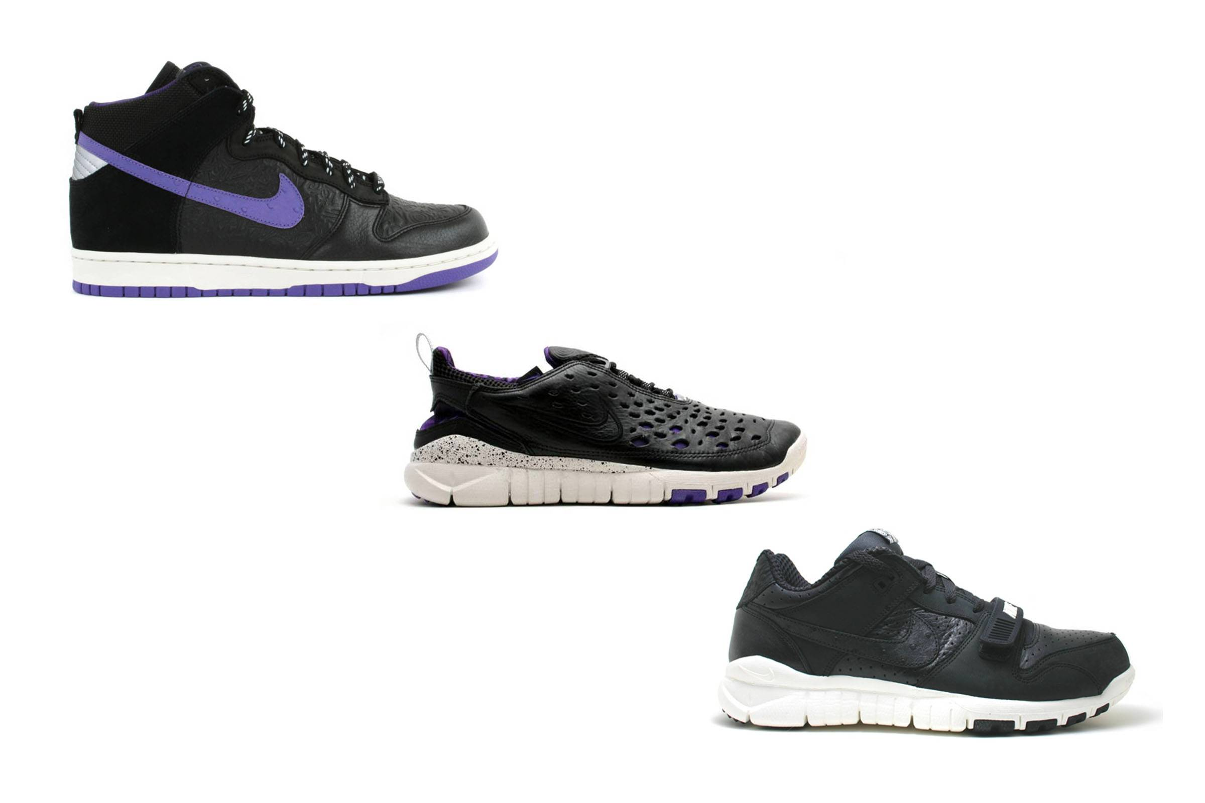 Stussy x Nike World Tour Collection (2006)