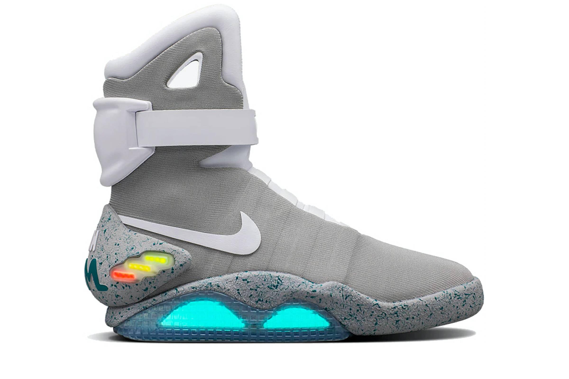 1. Nike MAG (2016)
