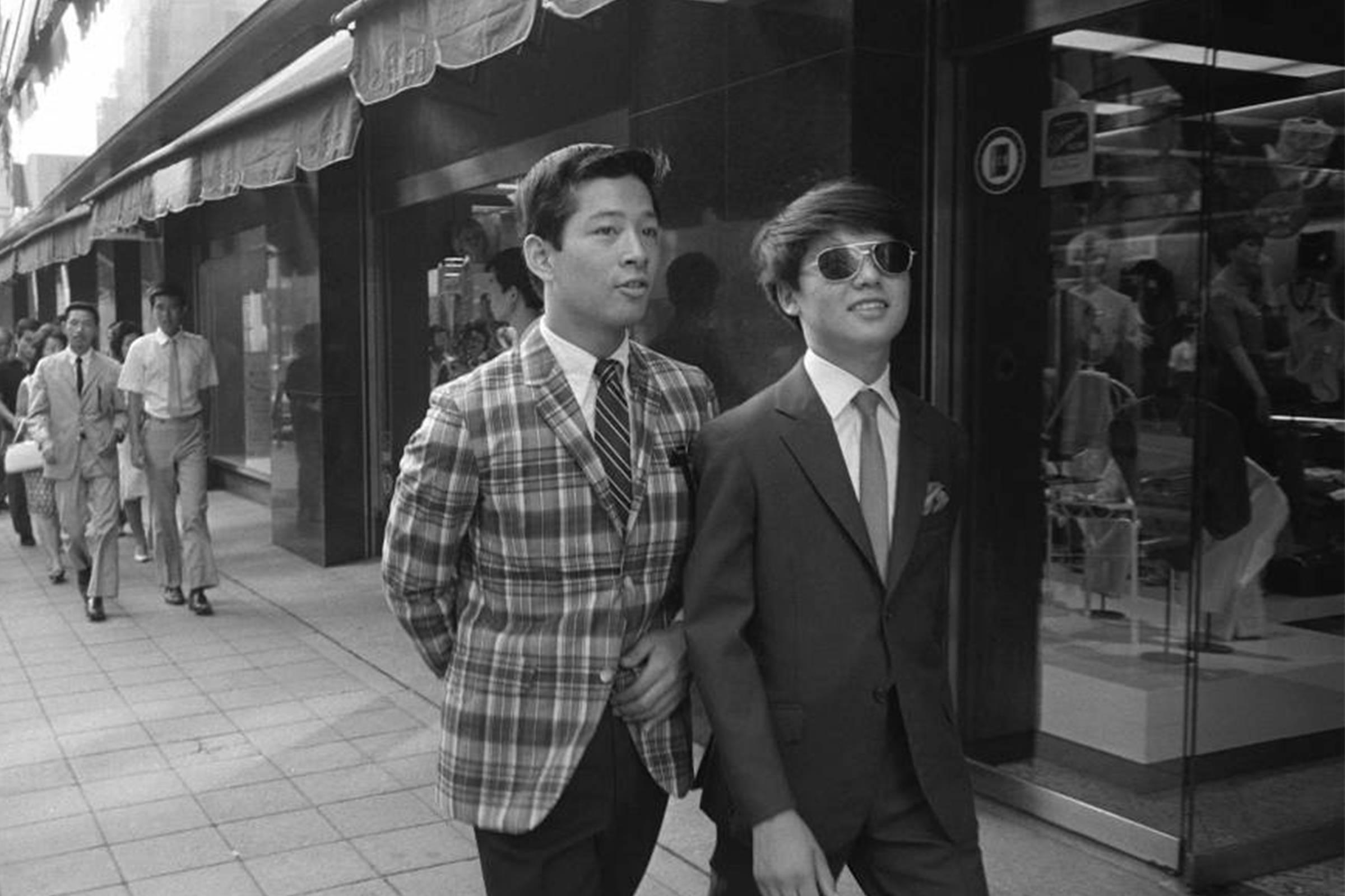 """Ametora"" style (Japan, 1960s)"