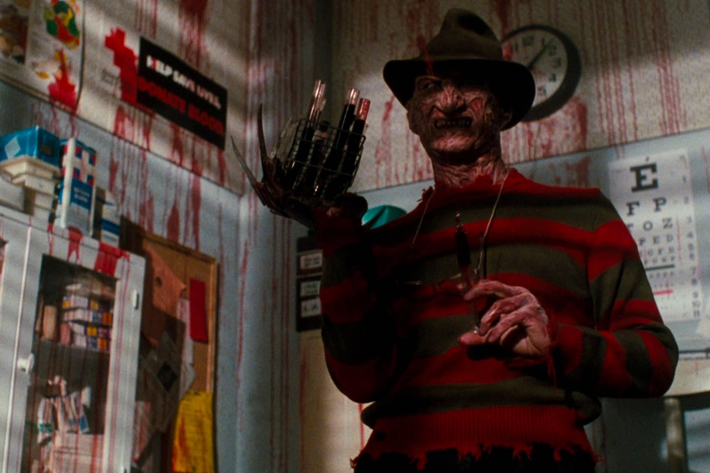 "Freddy Krueger (""A Nightmare on Elm Street"", 1984)"