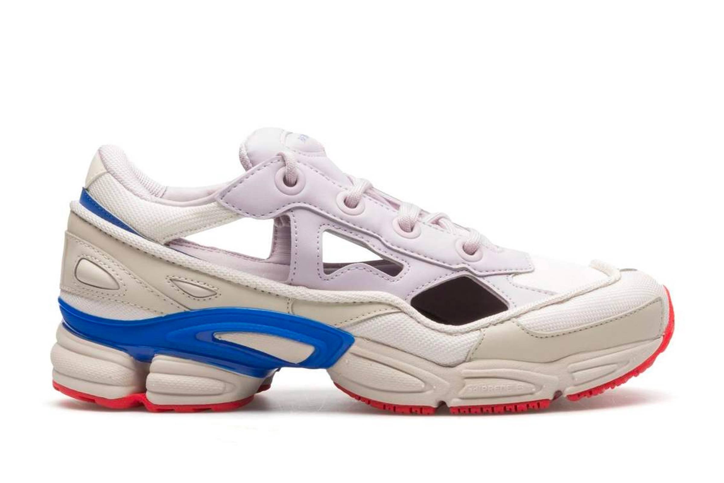Raf Simons x adidas Replicant Ozweego Independence Day