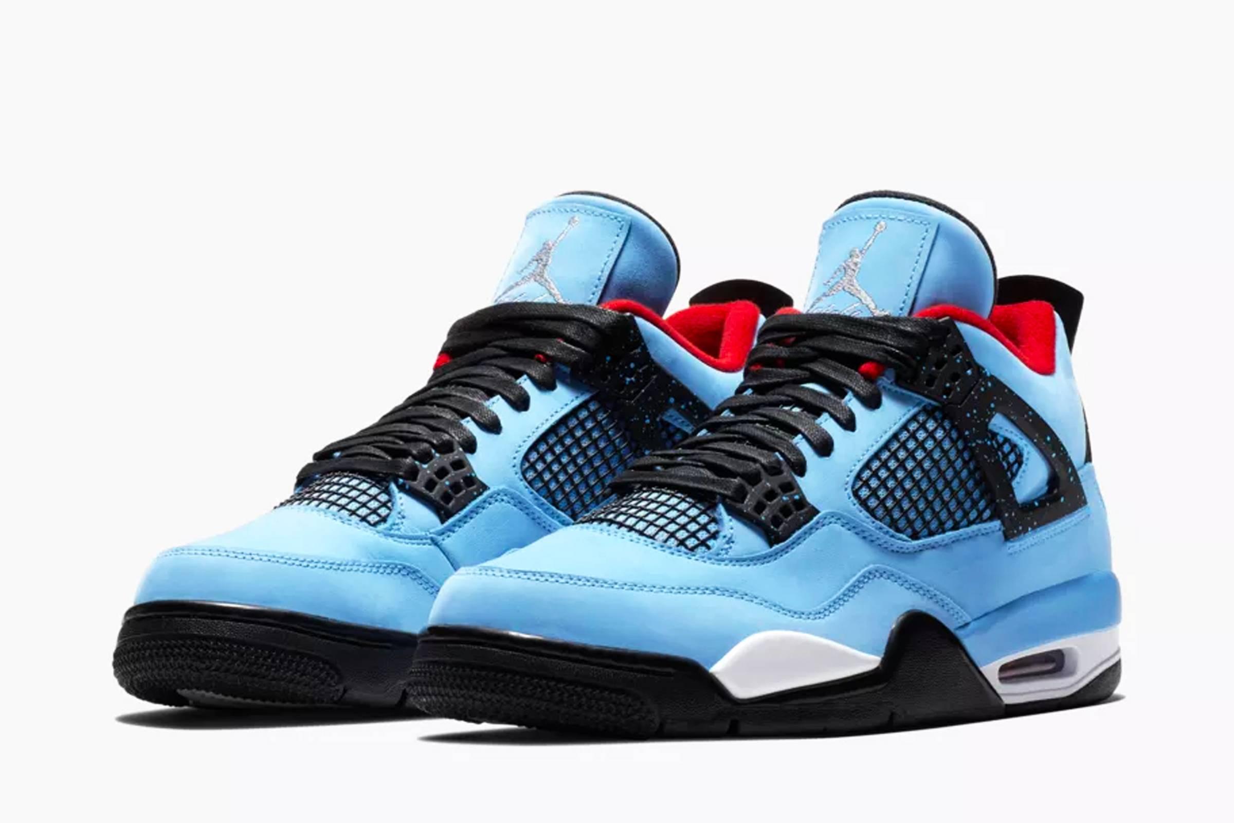 """Air Jordan IV """"Cactus Jack"""" (2018)"""