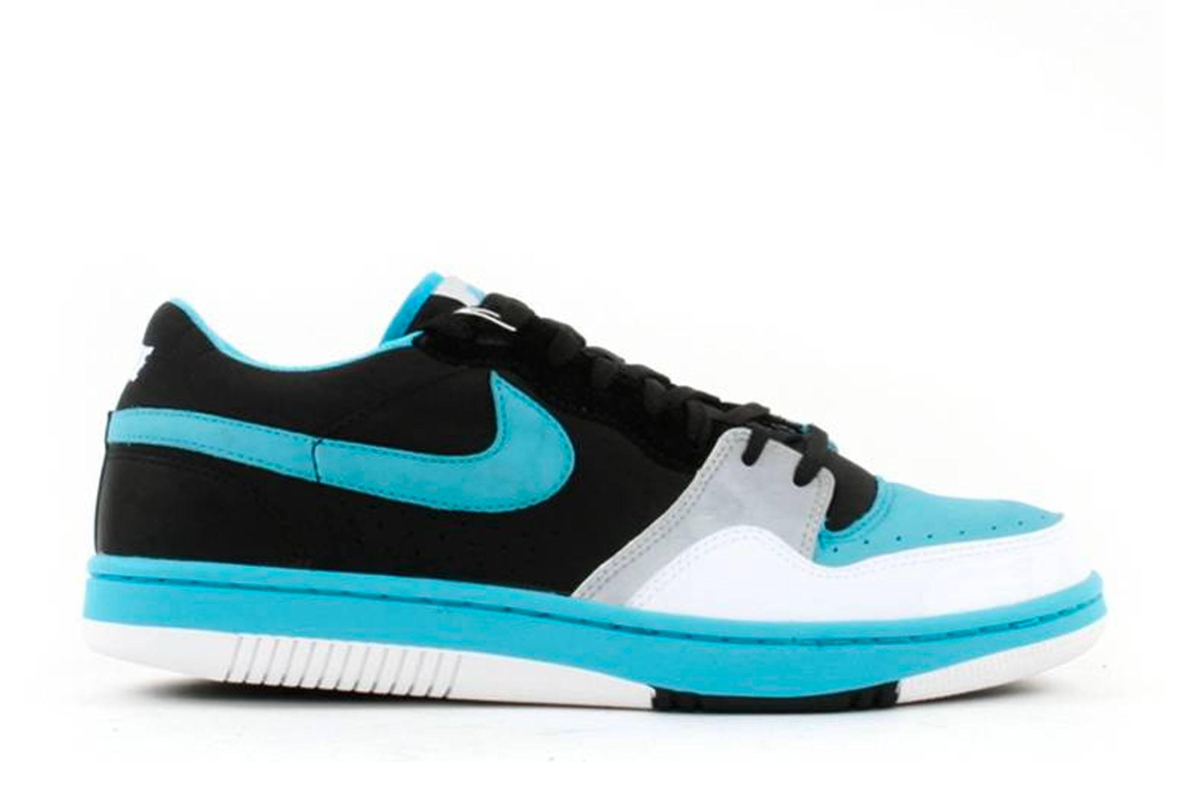 Stussy x Nike Court Force Low (2006)