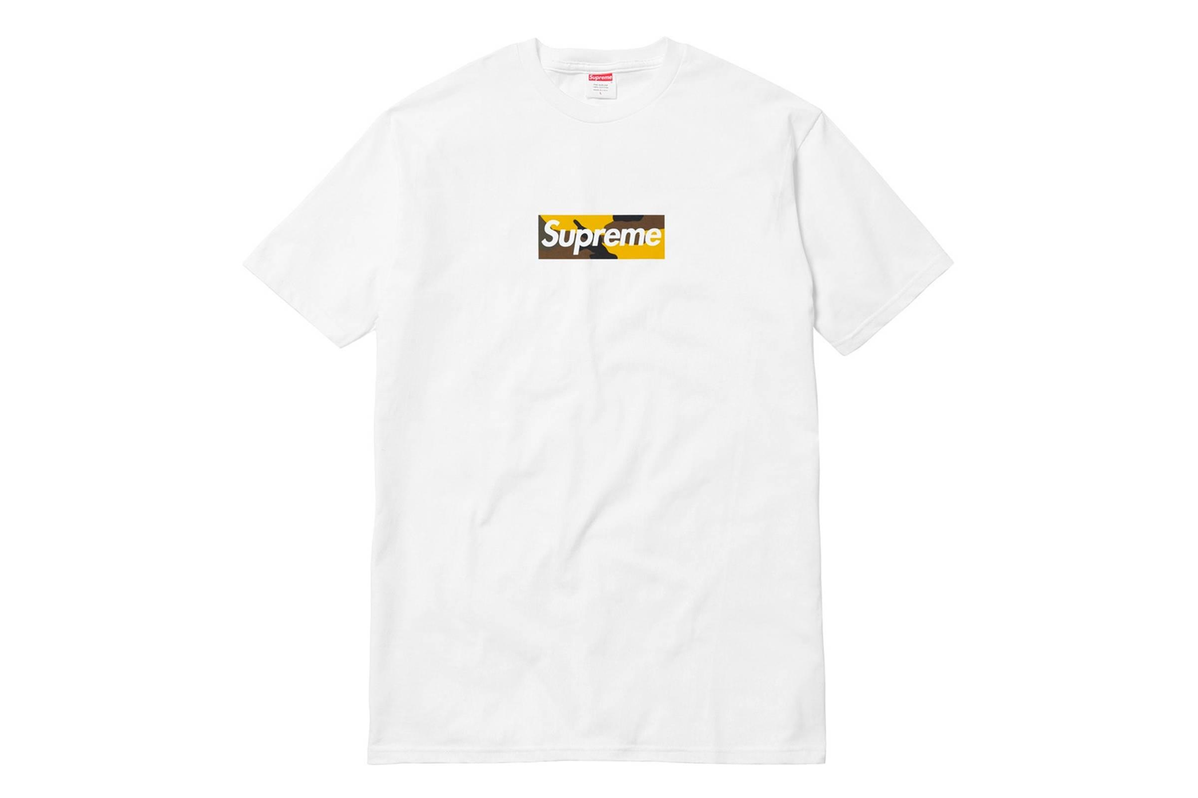 5. Supreme Brooklyn Box Logo T-Shirt