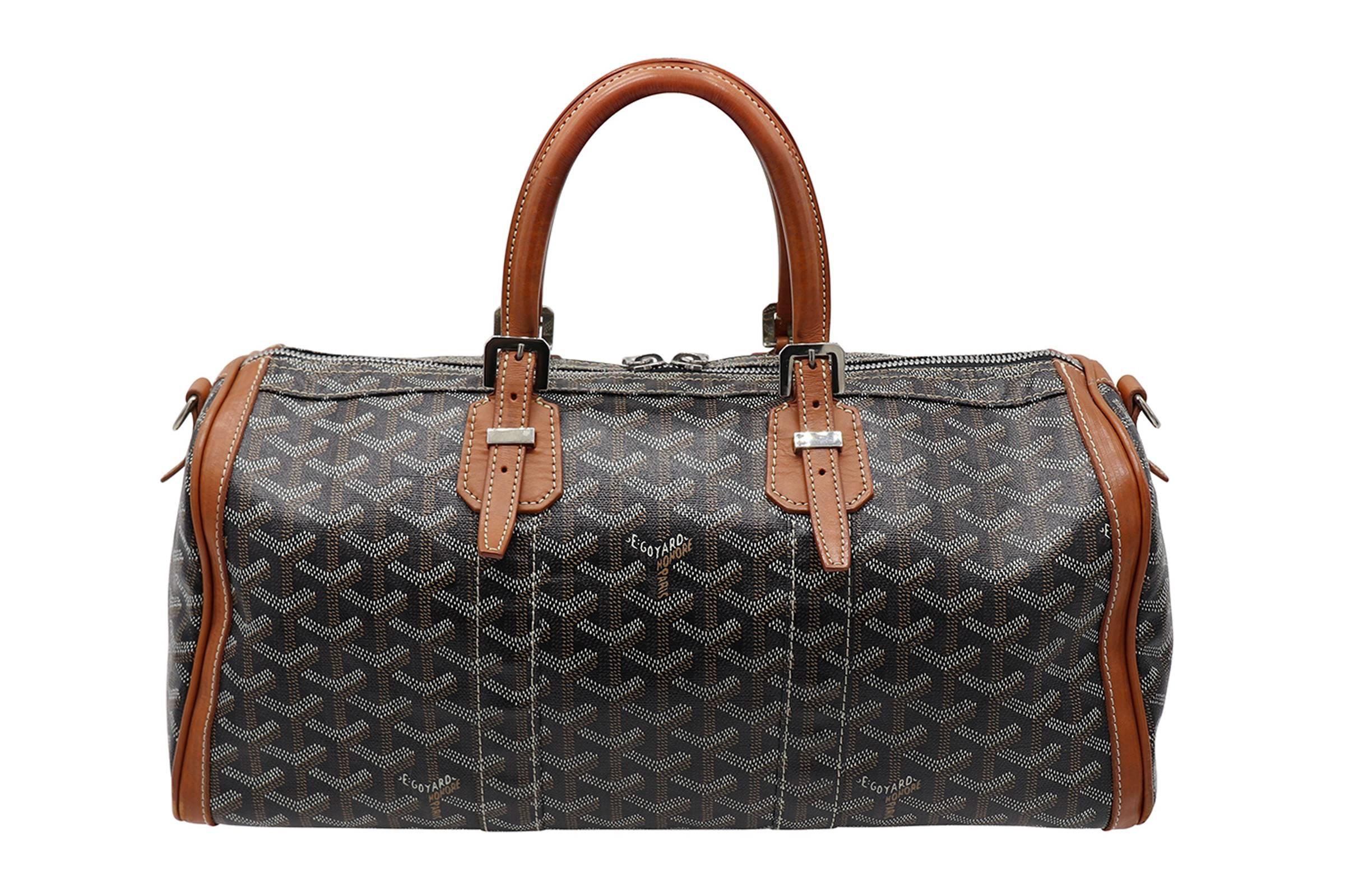 Goyard Croisiere 40 Bag