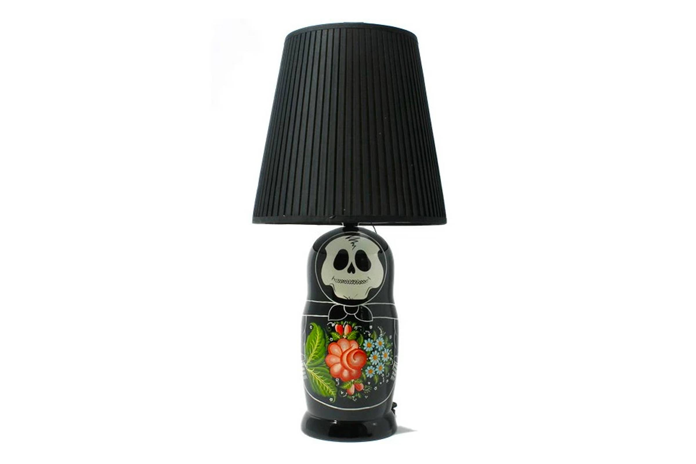 Suicoke's Matryushka doll lamp