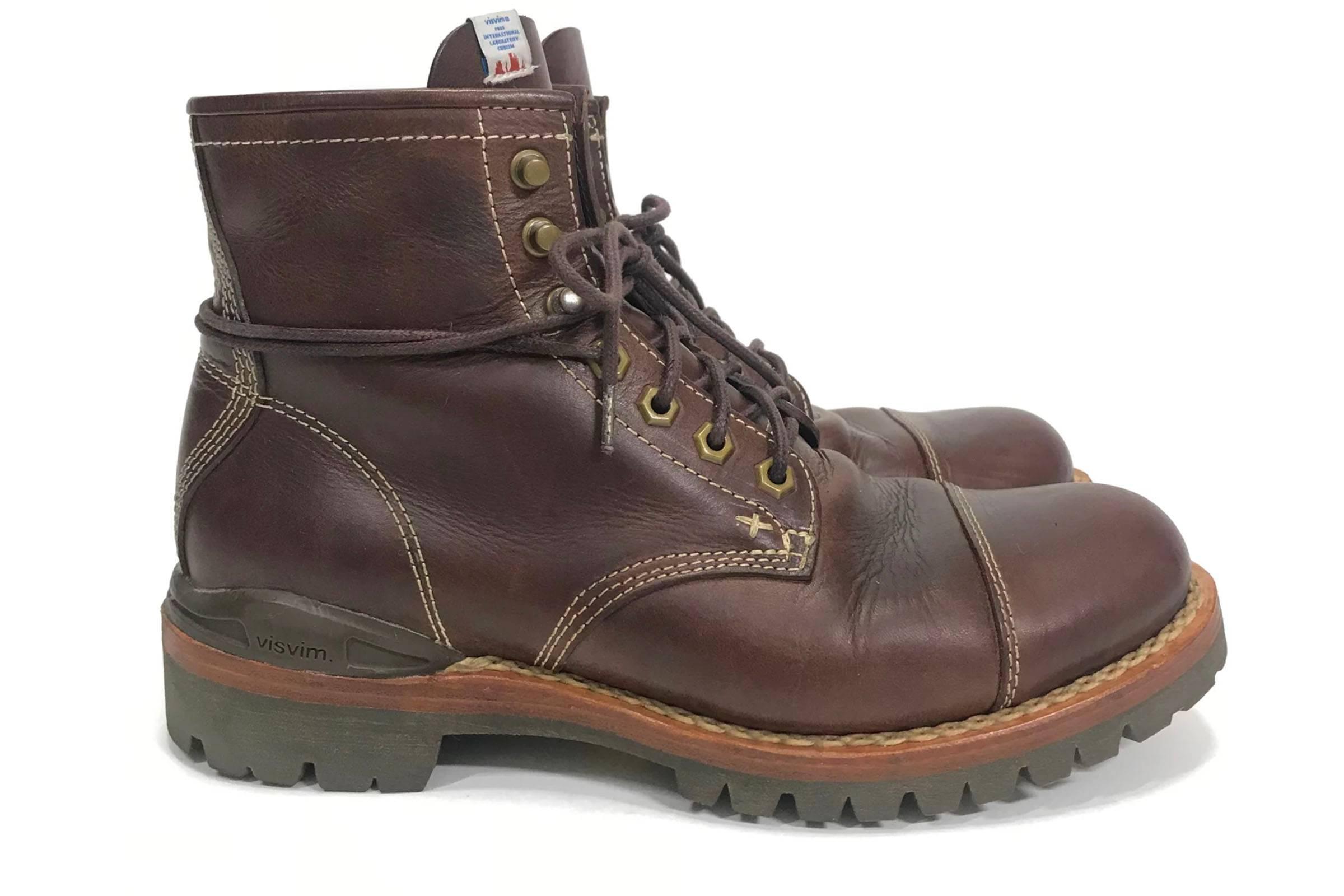 Visvim Virgil Folk Boots