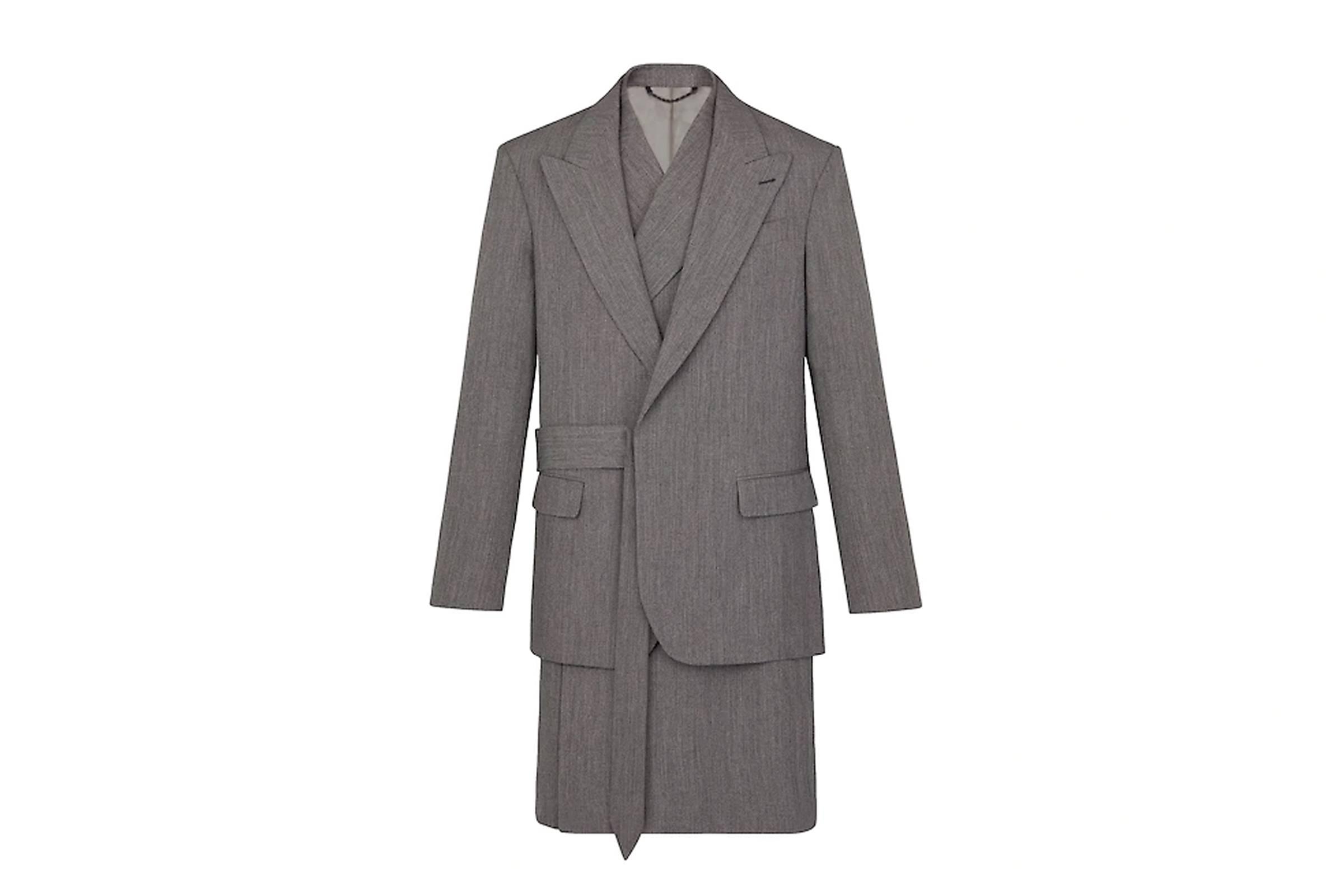 Louis Vuitton 3-in-1 Double Layer Coat