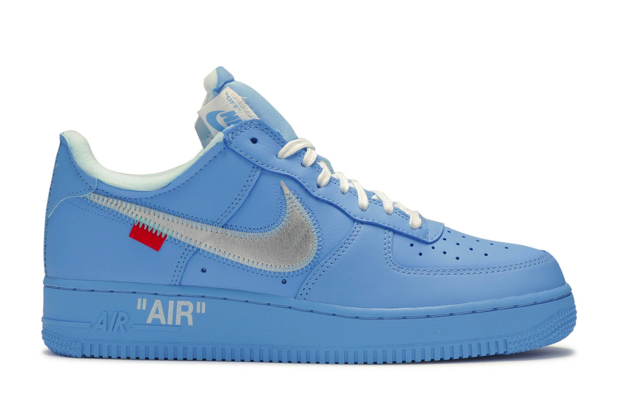"Off–White x Nike Air Force 1 Low ""MCA"""