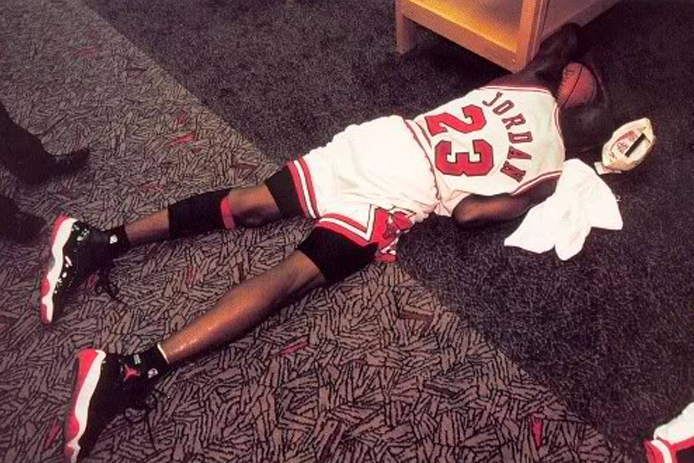 1996 NBA Finals, Game 6
