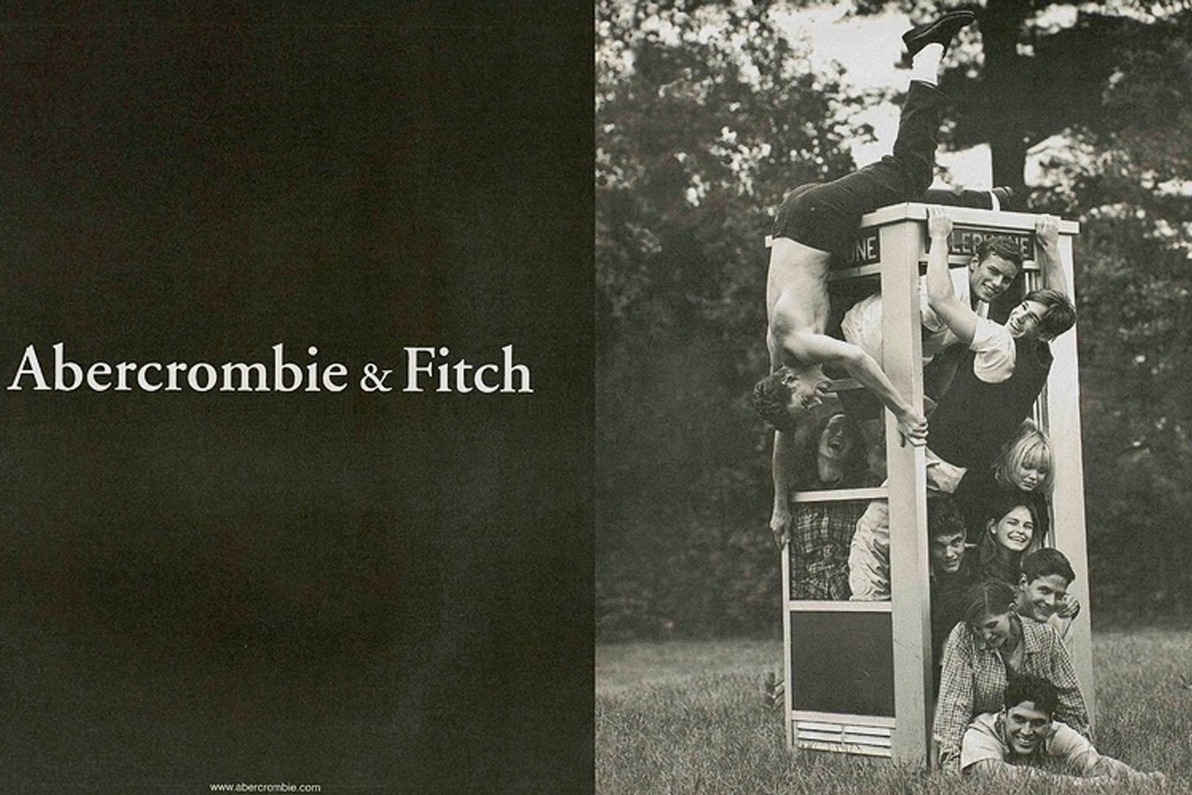 Abercrombie & Fitch: Grappling With Heritage