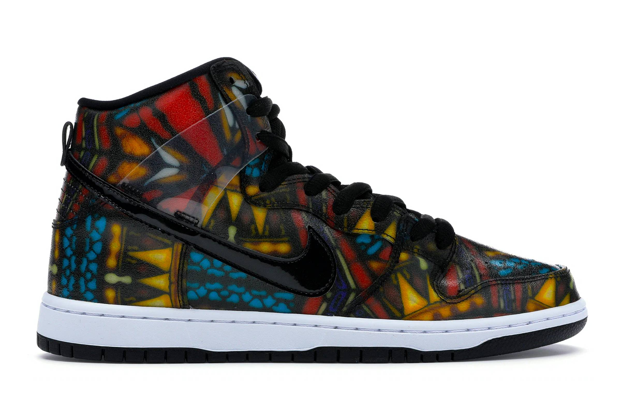 """Concepts x Nike SB Dunk High """"Stained Glass"""""""