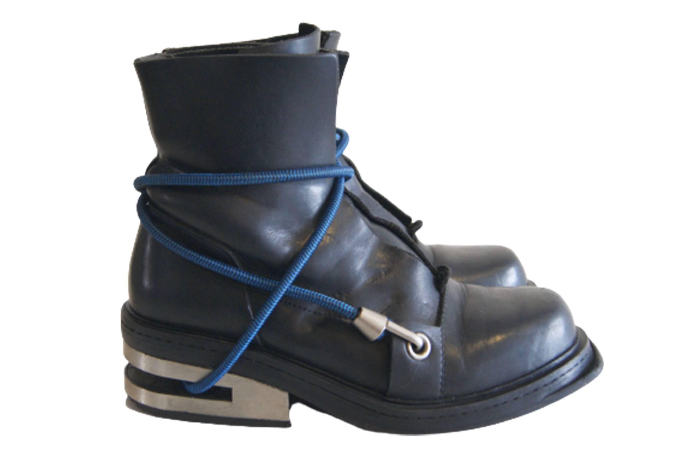 Dirk Bikkembergs Bungee Boots