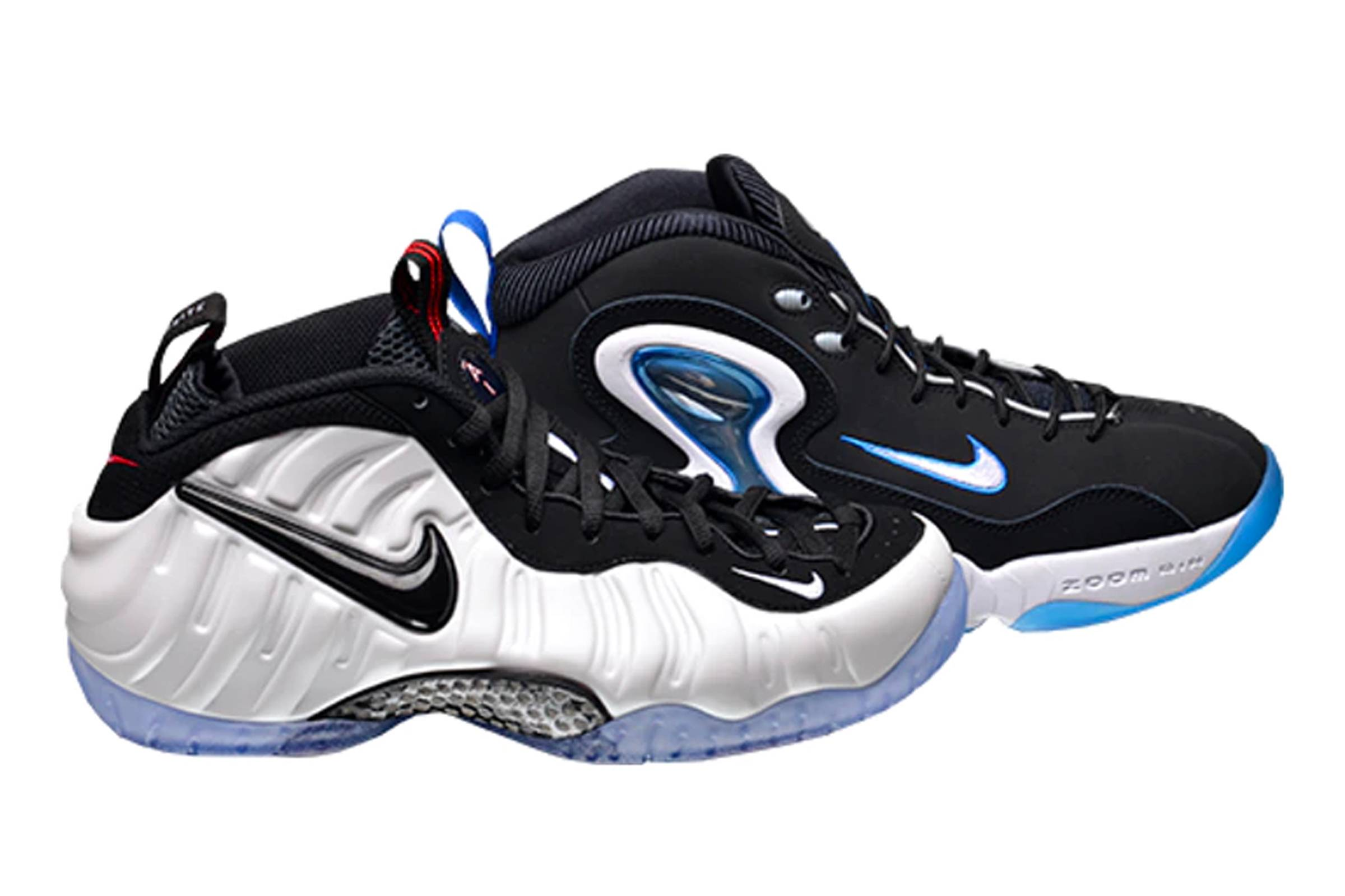 "Nike Air Foamposite Pro ""Pearl"" & Nike Zoom Hawk Flight ""Game Royal"" (Class of '97 Pack)"