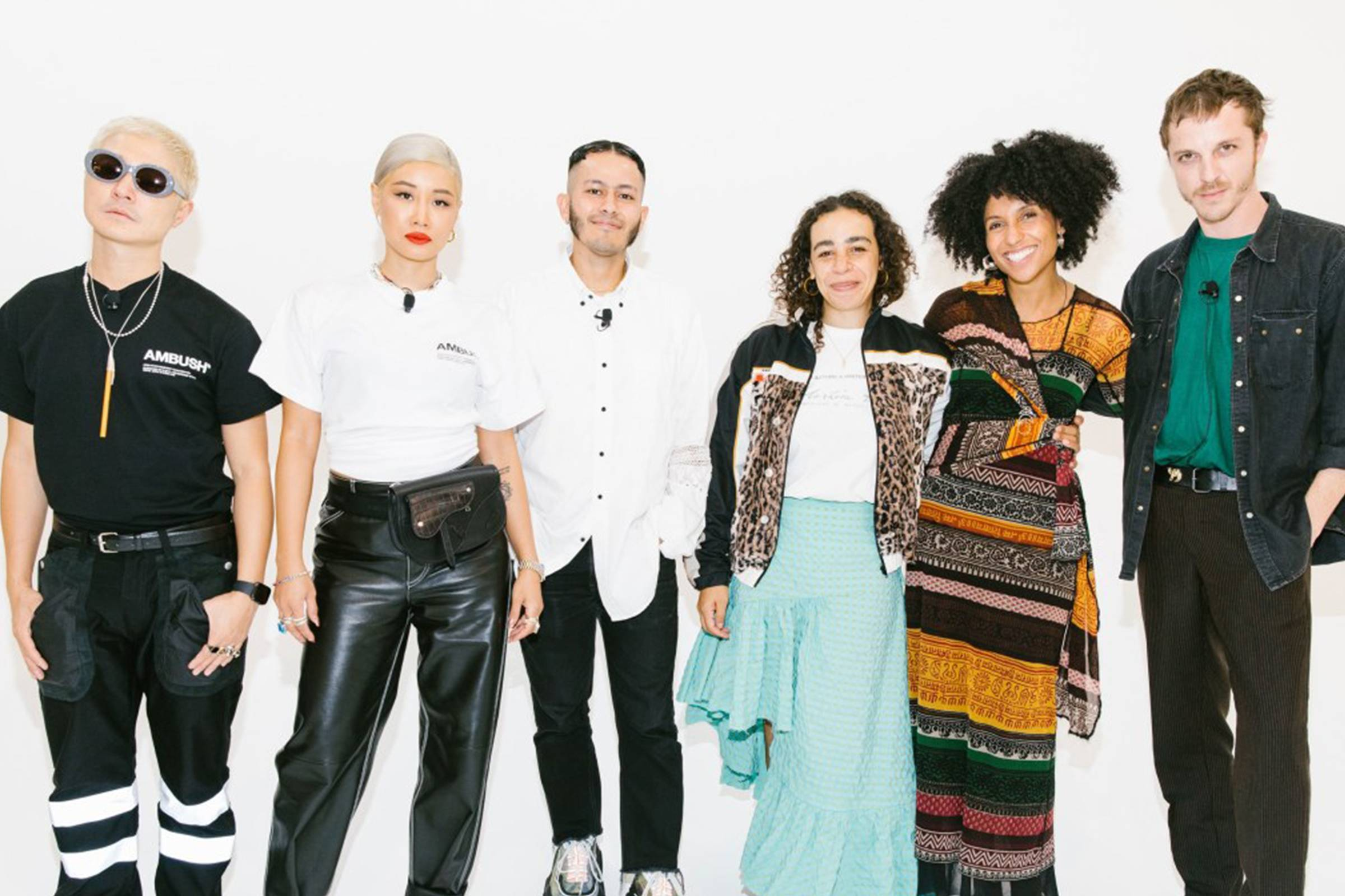 The Runway Is Reality: Glen Martens, Martine Rose, Rio Uribe, Yoon, and Verbal with Chioma Nnadi
