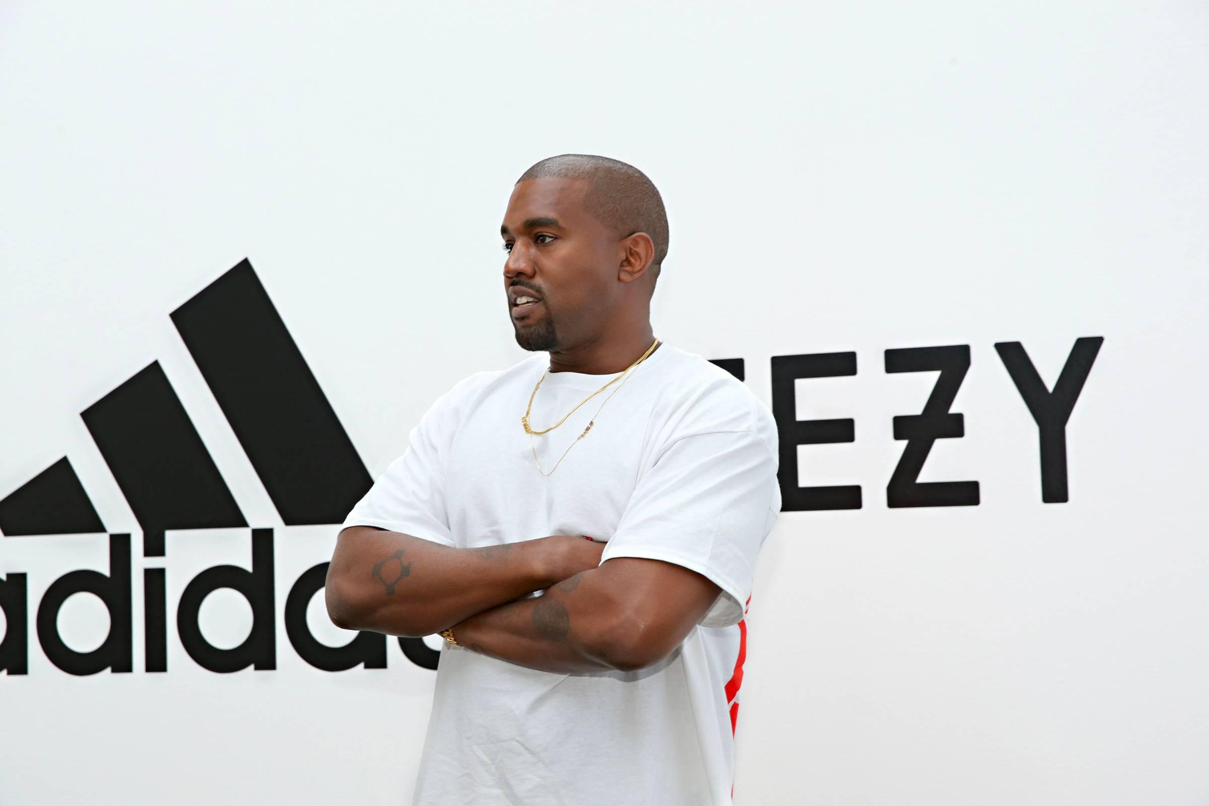 History of Kanye West x adidas (2015-Present)