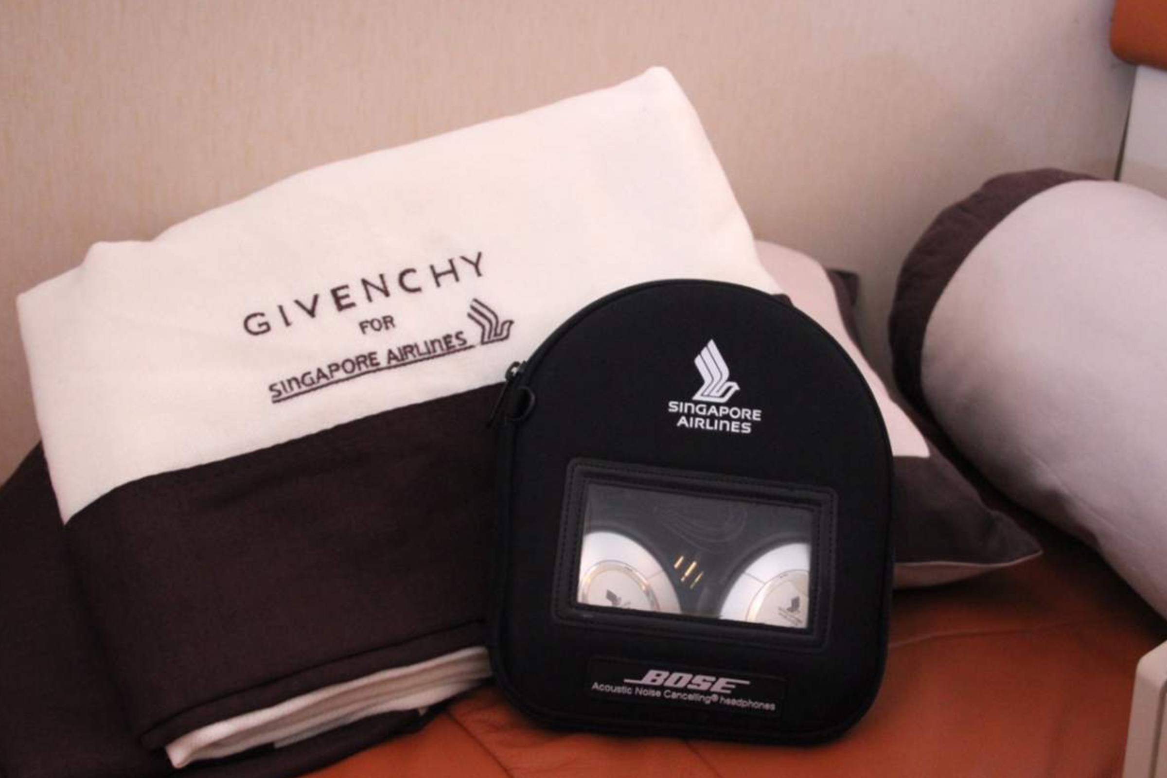 Givenchy For Singapore Airlines