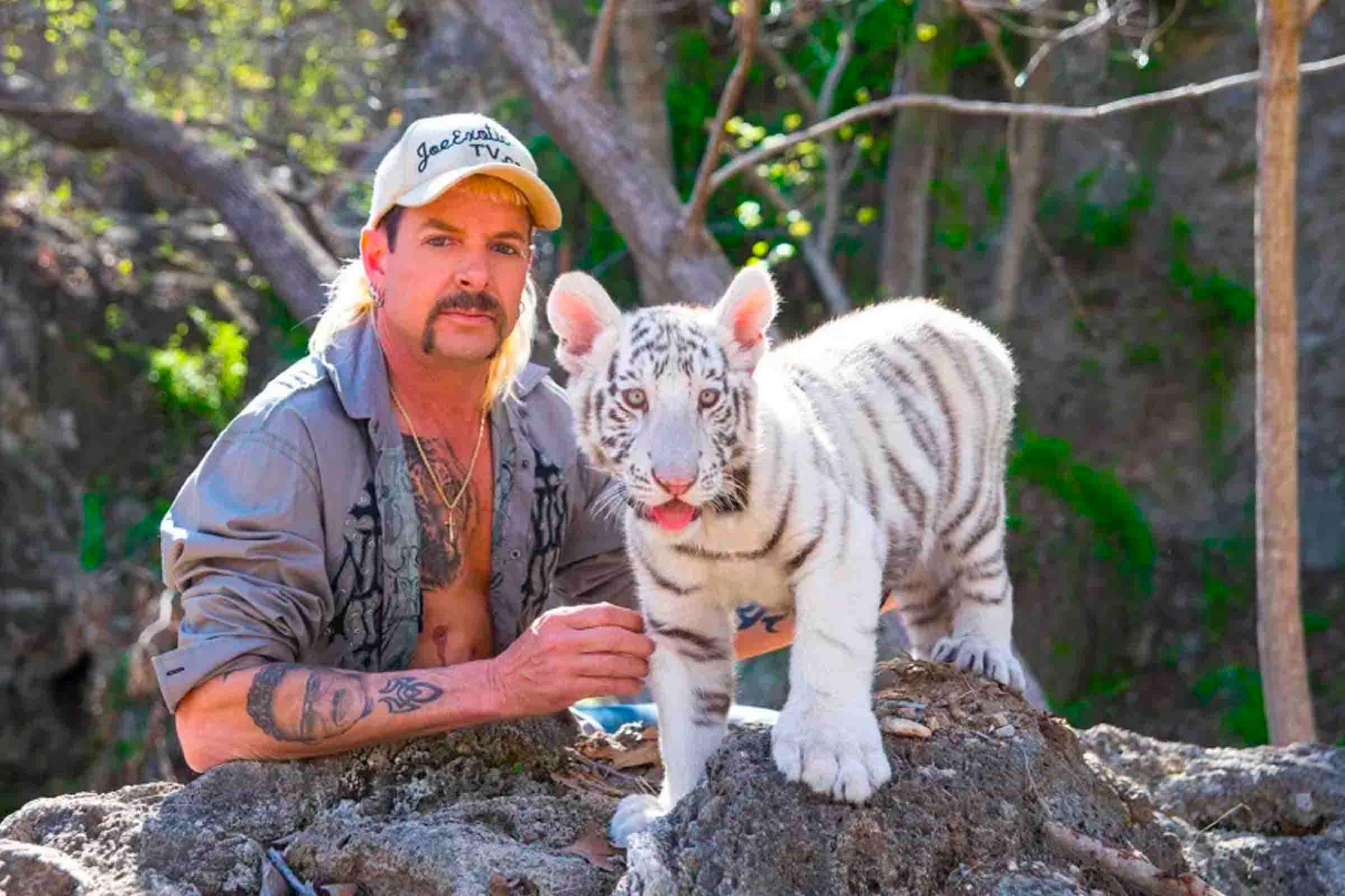 Joe Exotic, *Tiger King* (2020)