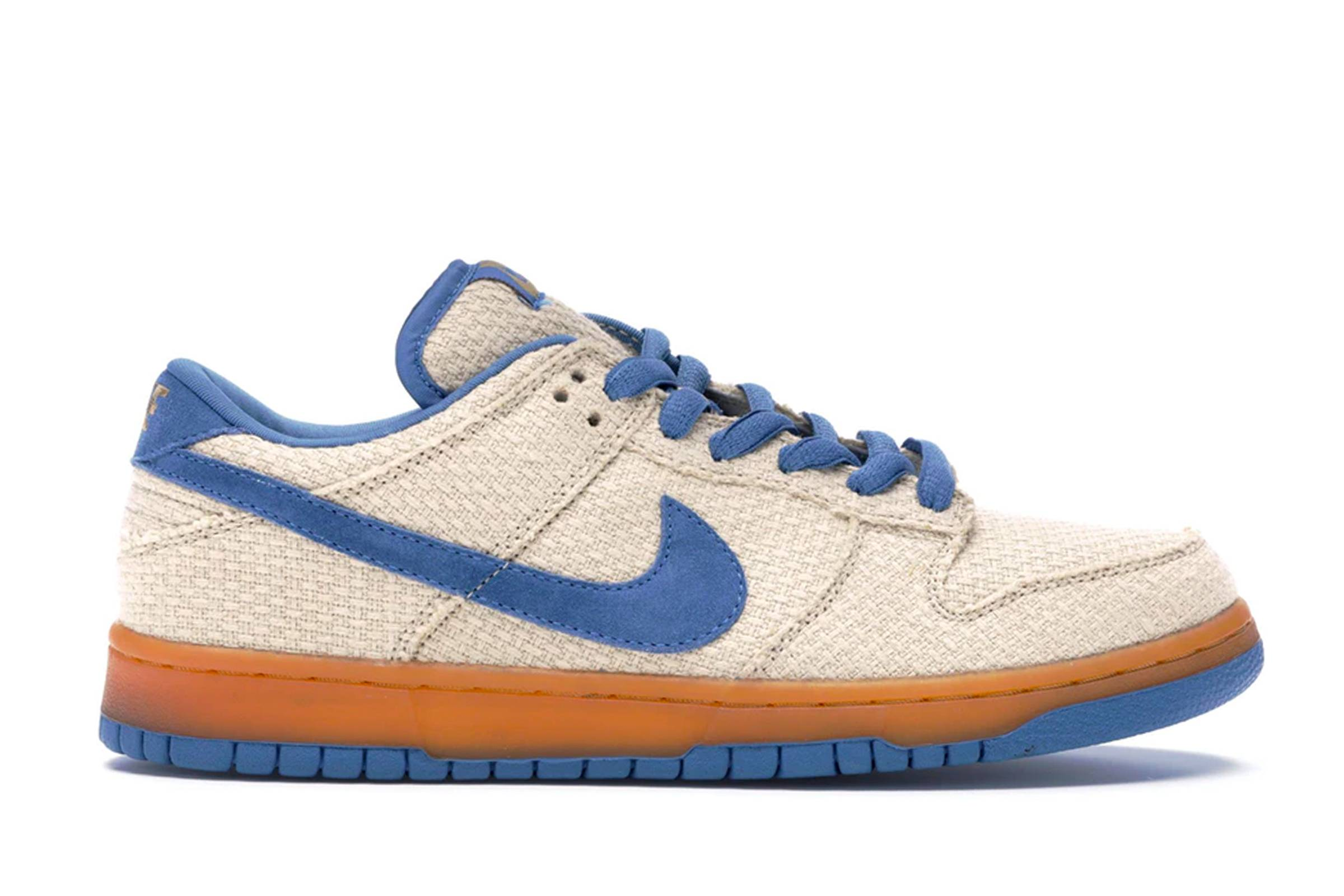 "Nike SB Dunk Low Pro ""Blue Hemp"""