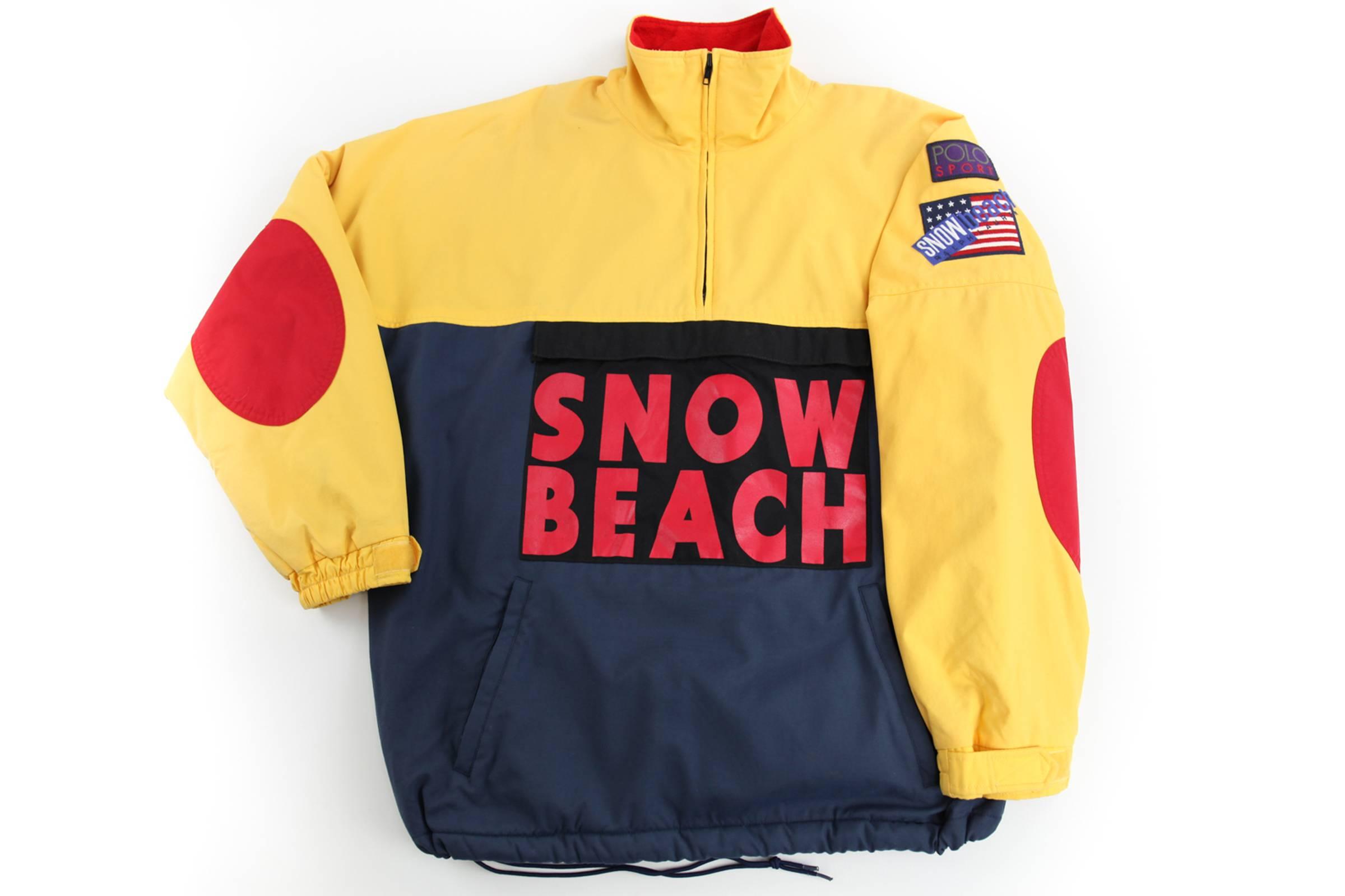 Snow Beach Parka