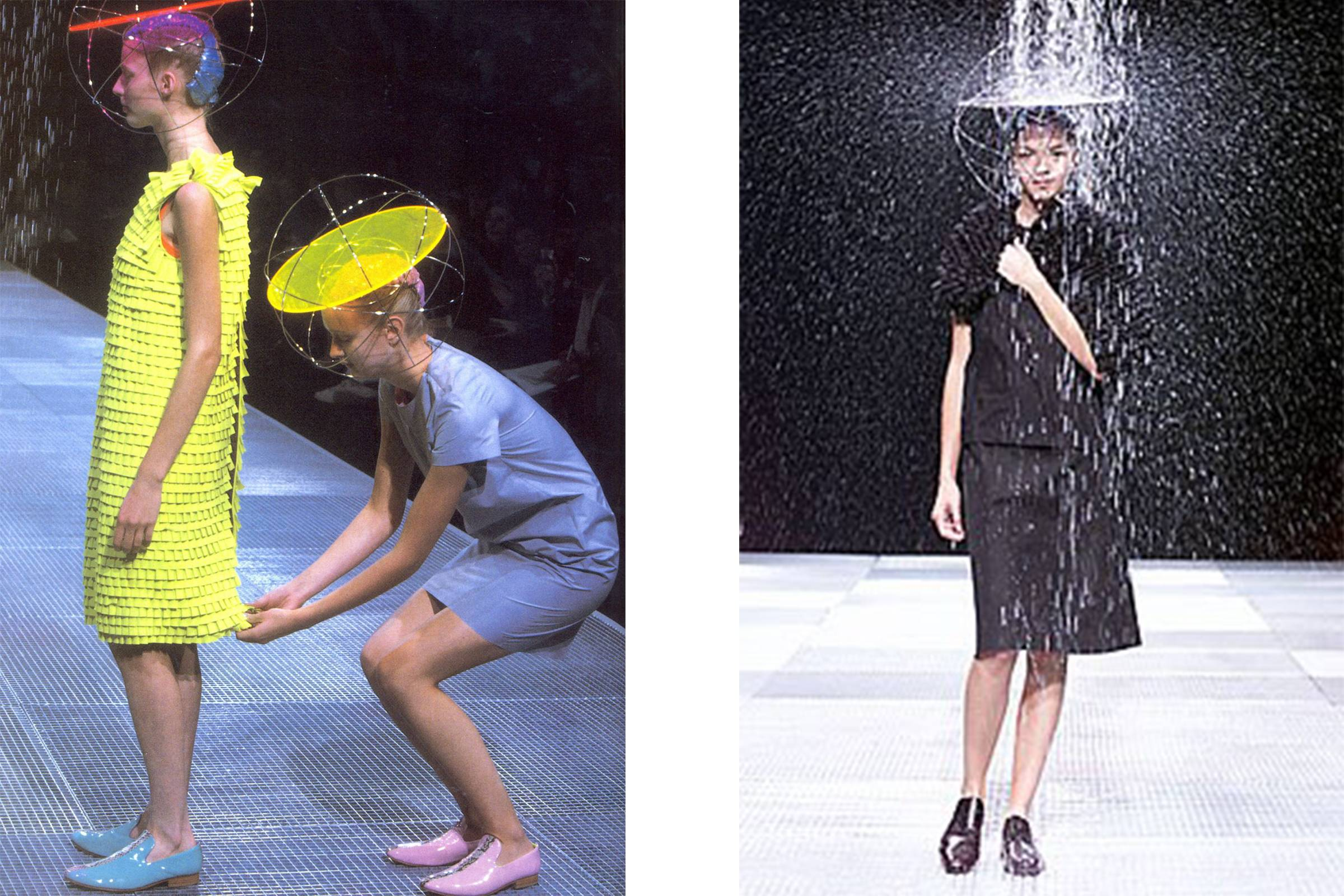 Junya Watanabe Spring/Summer 2000 Ready-to-Wear