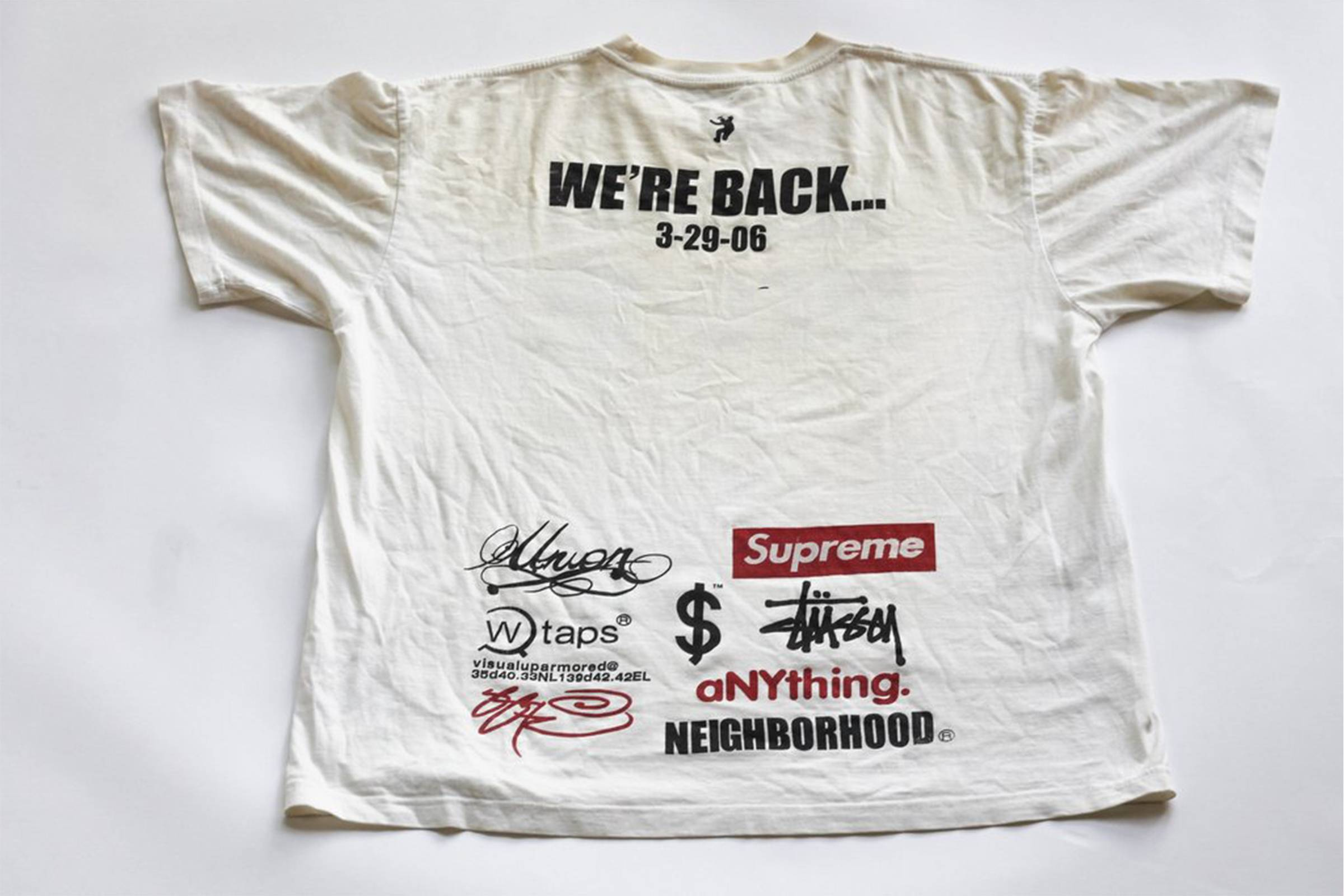 "Union Los Angeles ""Return of the Mecca"" T-Shirt"