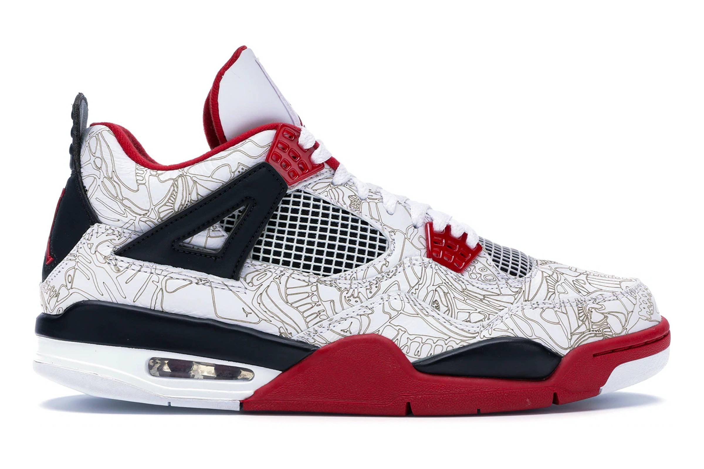 "Jordan IV ""Laser"""