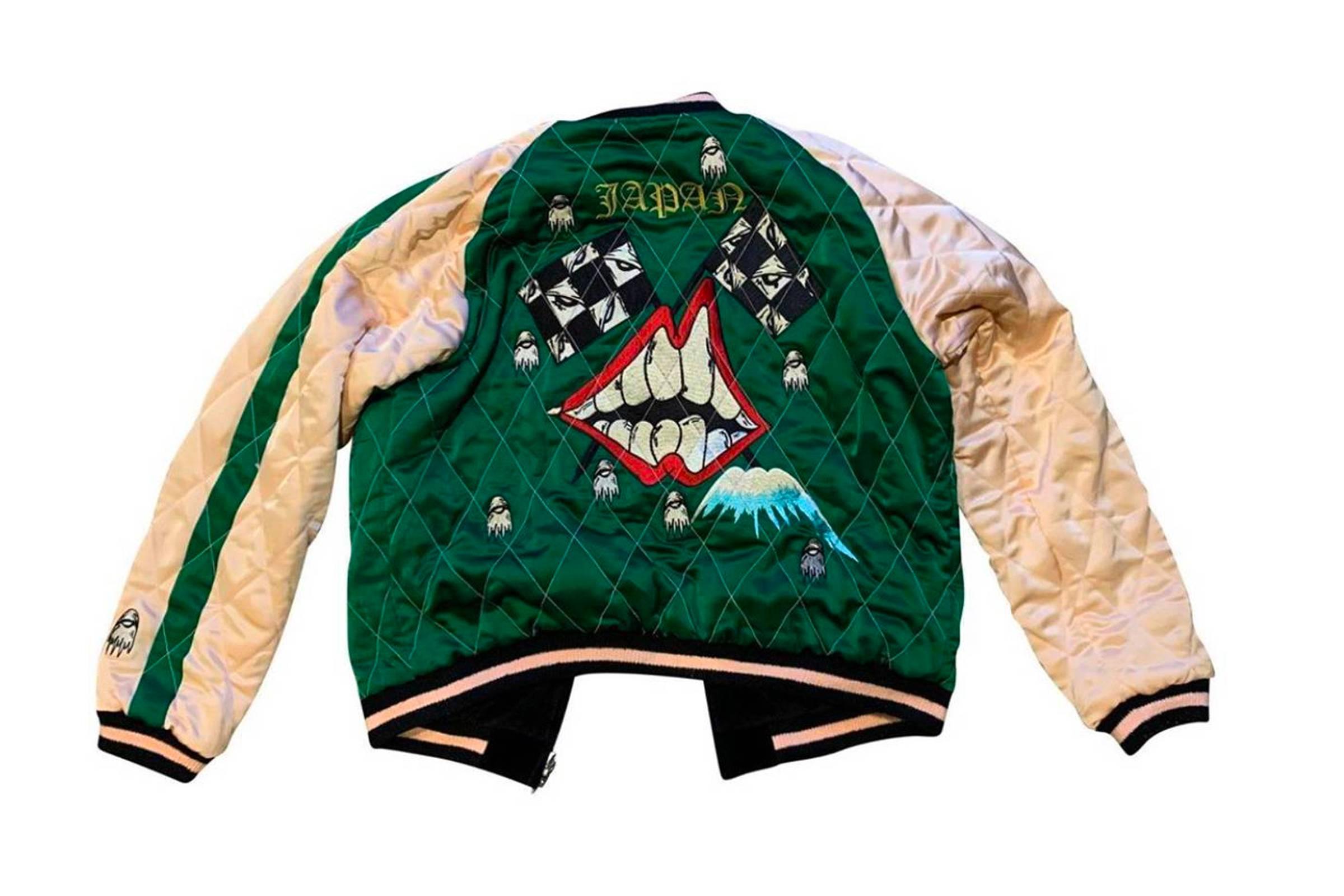 Chrome Hearts Matty Boy Souvenir Jacket