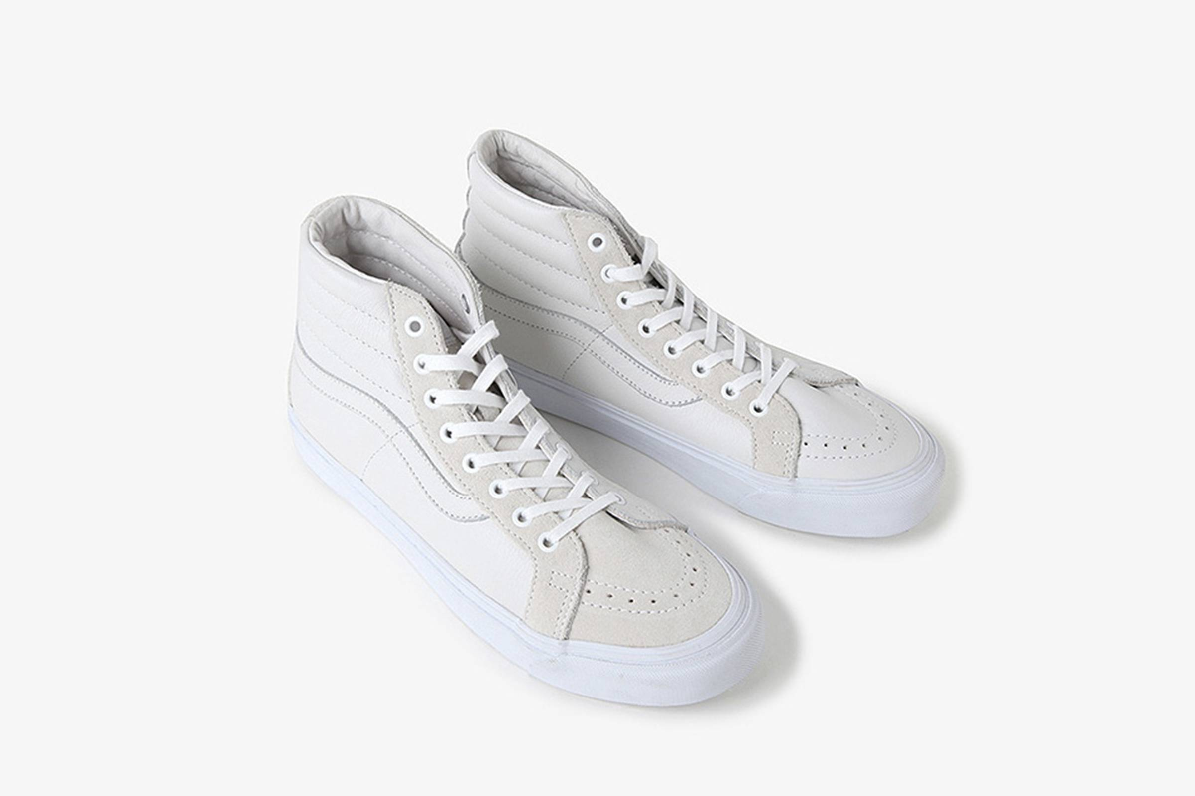 e36f491629 2016 saw the release of this mis-matched Vans pack designed in collaboration  with New York-based label Engineered Garments. The brand was able to put  their ...