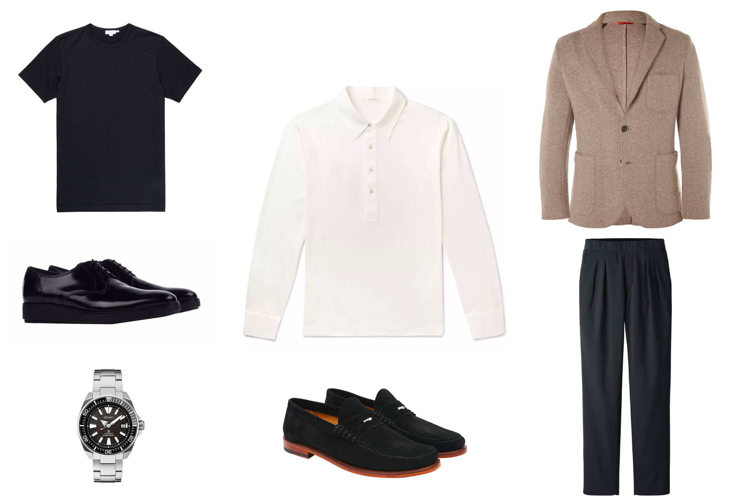 Grailed Guides: What to Wear on a First Date