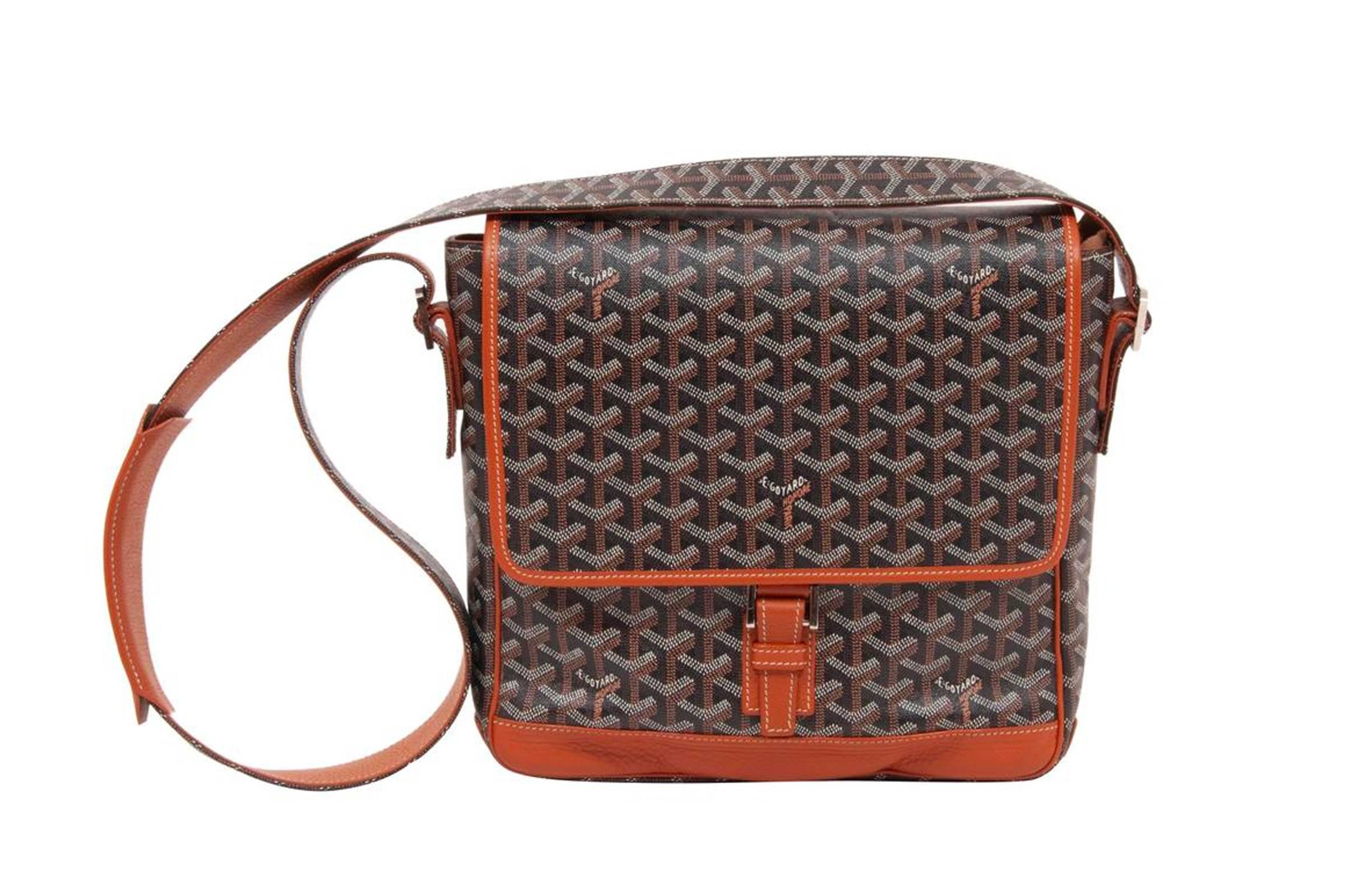 Goyard Grand Bleu Messenger Bag