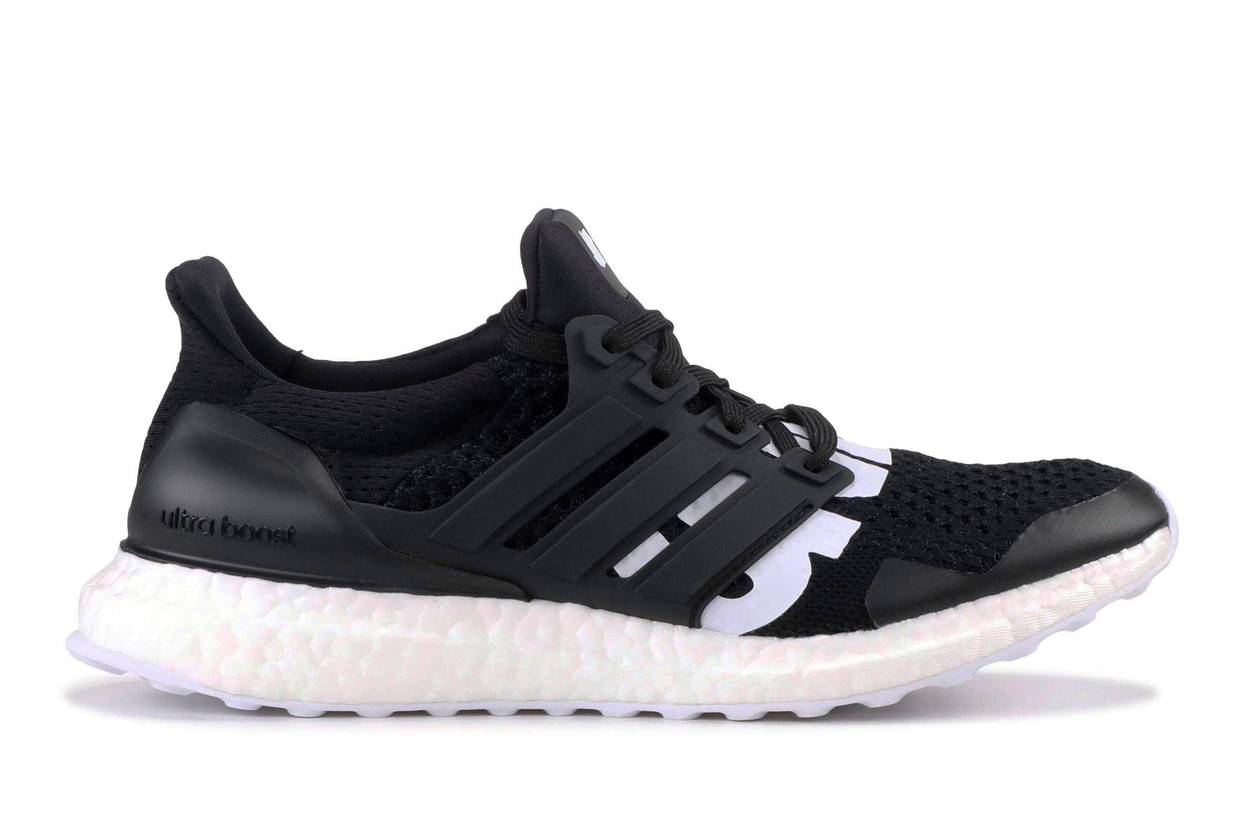 """Undefeated x adidas Ultra Boost 4.0 """"Black"""""""
