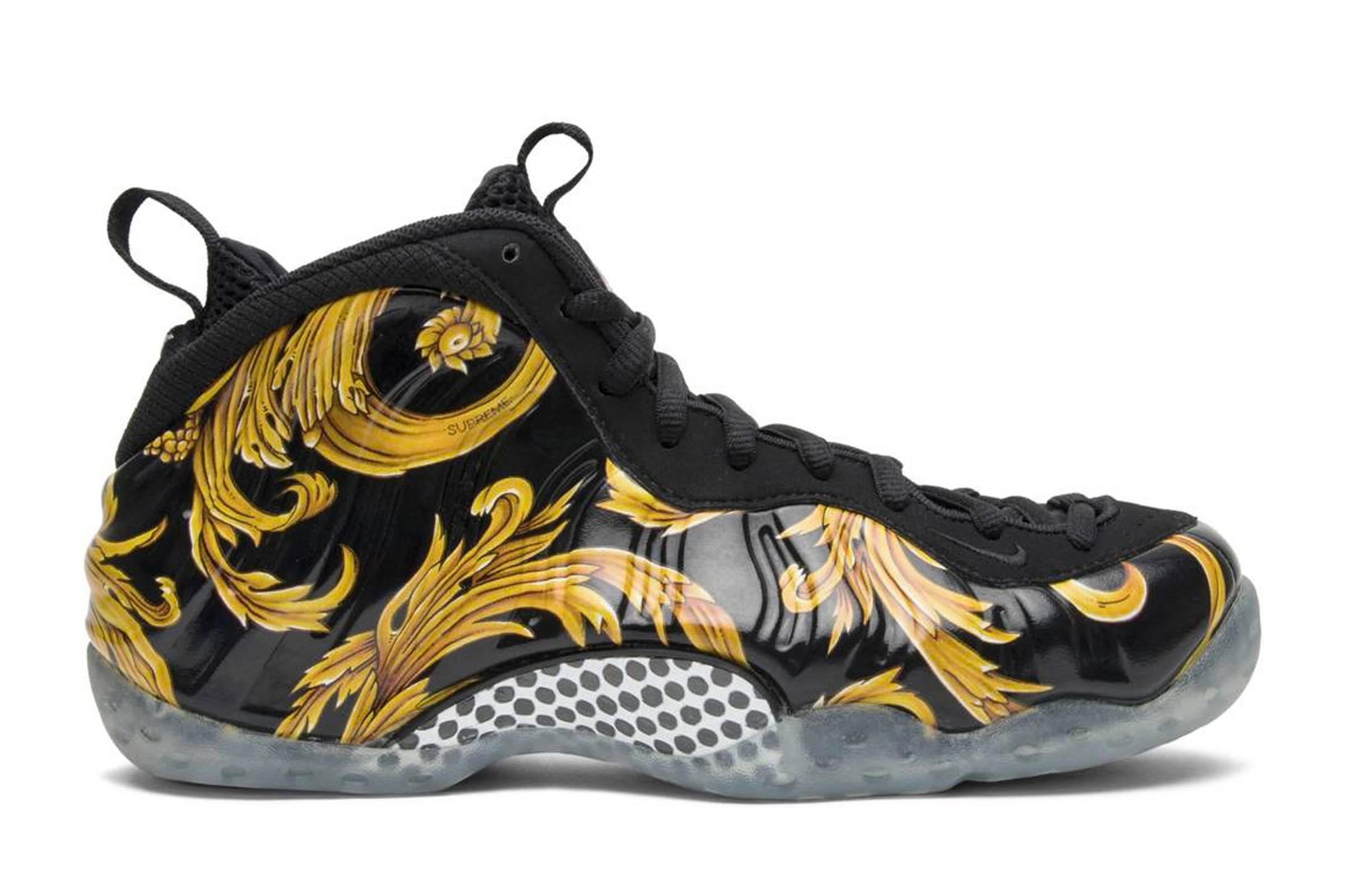 Supreme x Nike Foamposite One