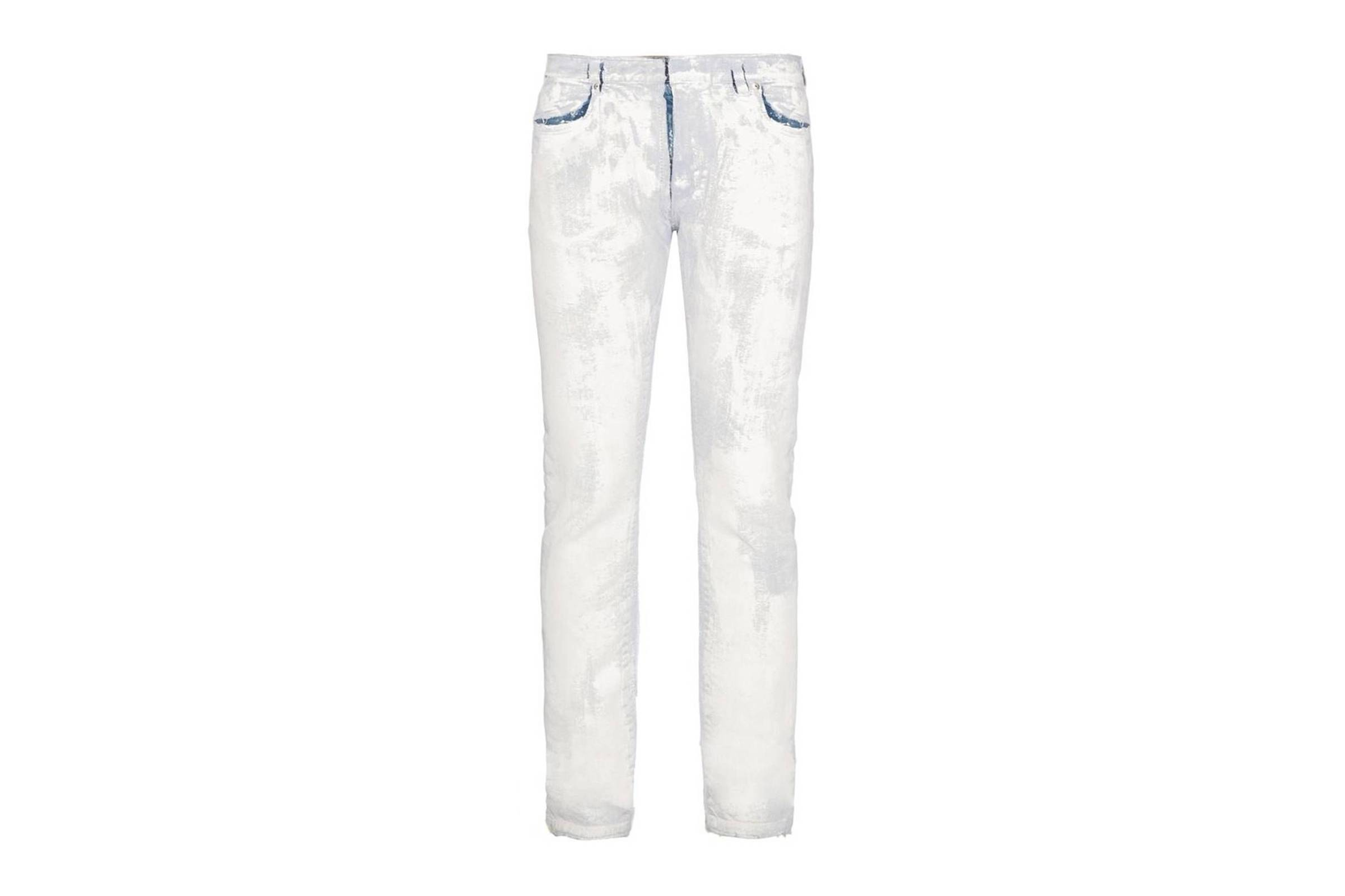 Maison Margiela Painted Denim