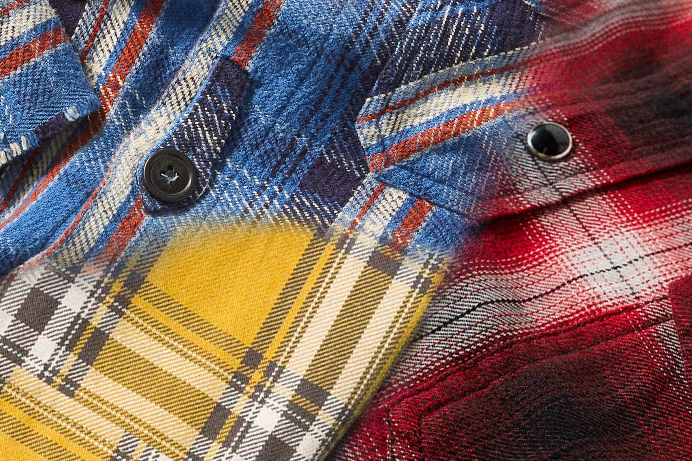 Our 13 Favorite Flannel Shirts