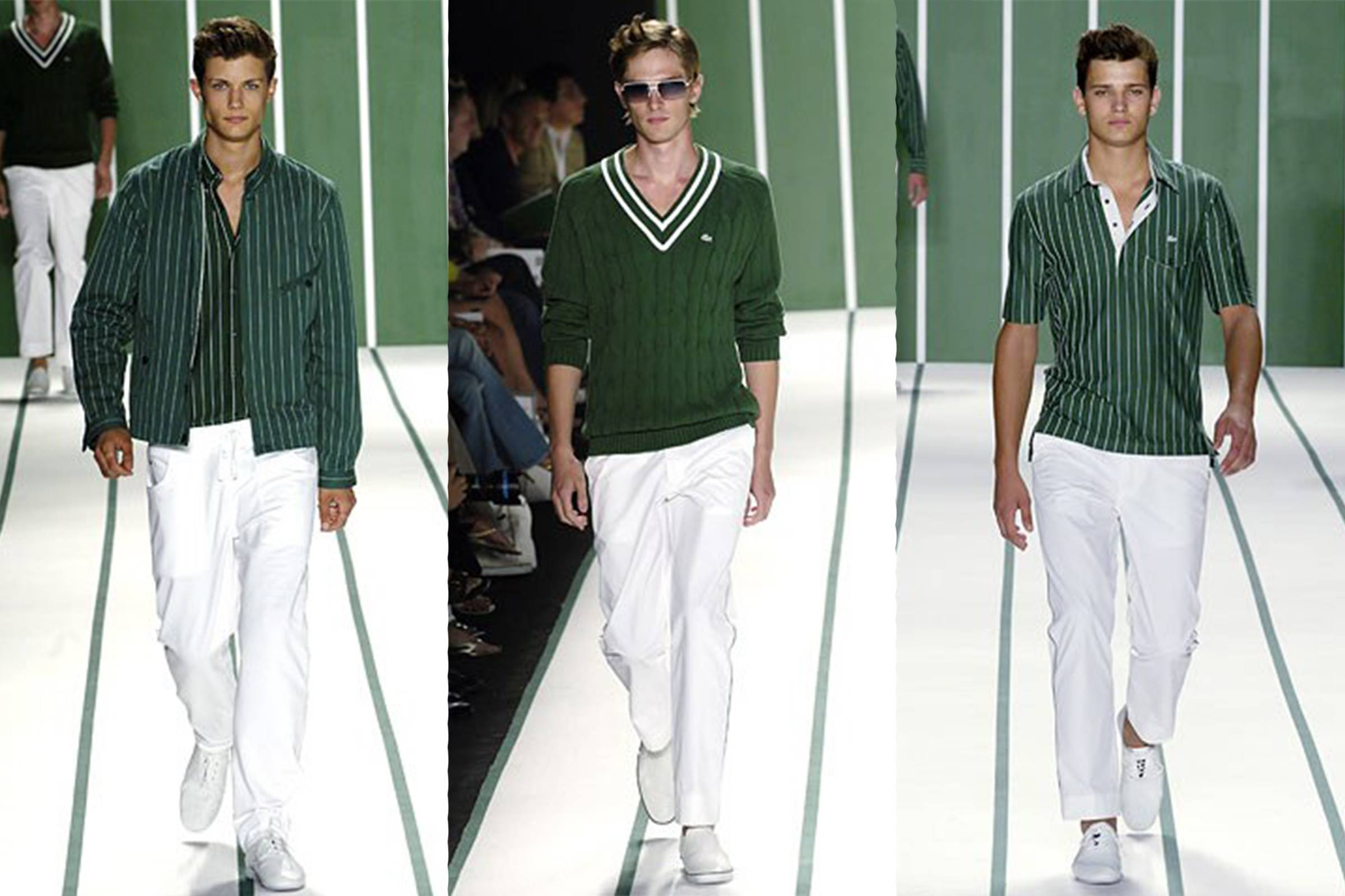 Lacoste Spring/Summer 2006 Collection