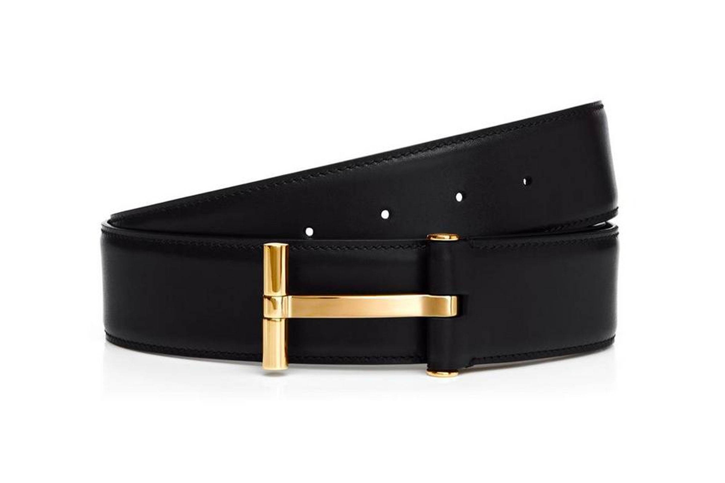 "Tom Ford ""T"" Belt"