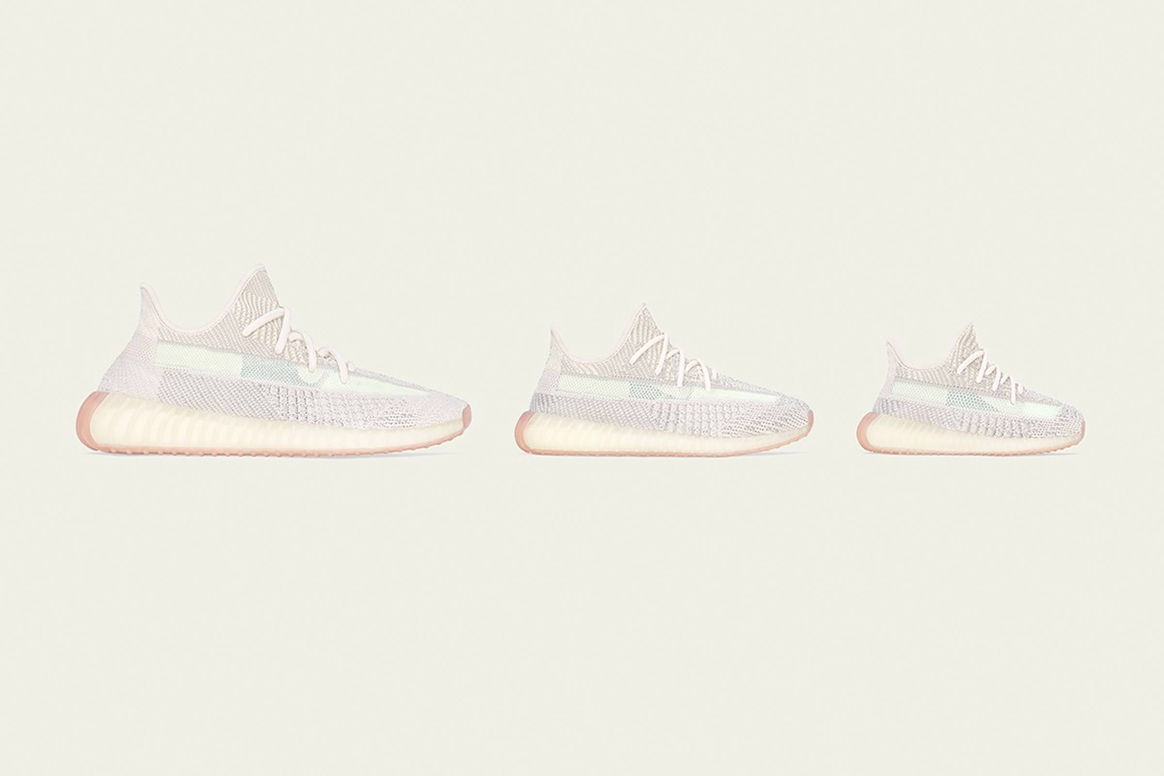 "Yeezy Boost 350 v2 ""Citrin"" Drops September 23"