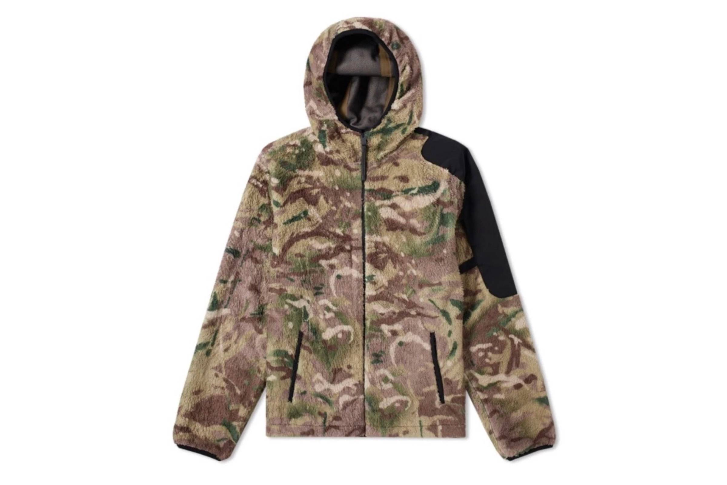 Alyx Marco Camo Polar Fleece