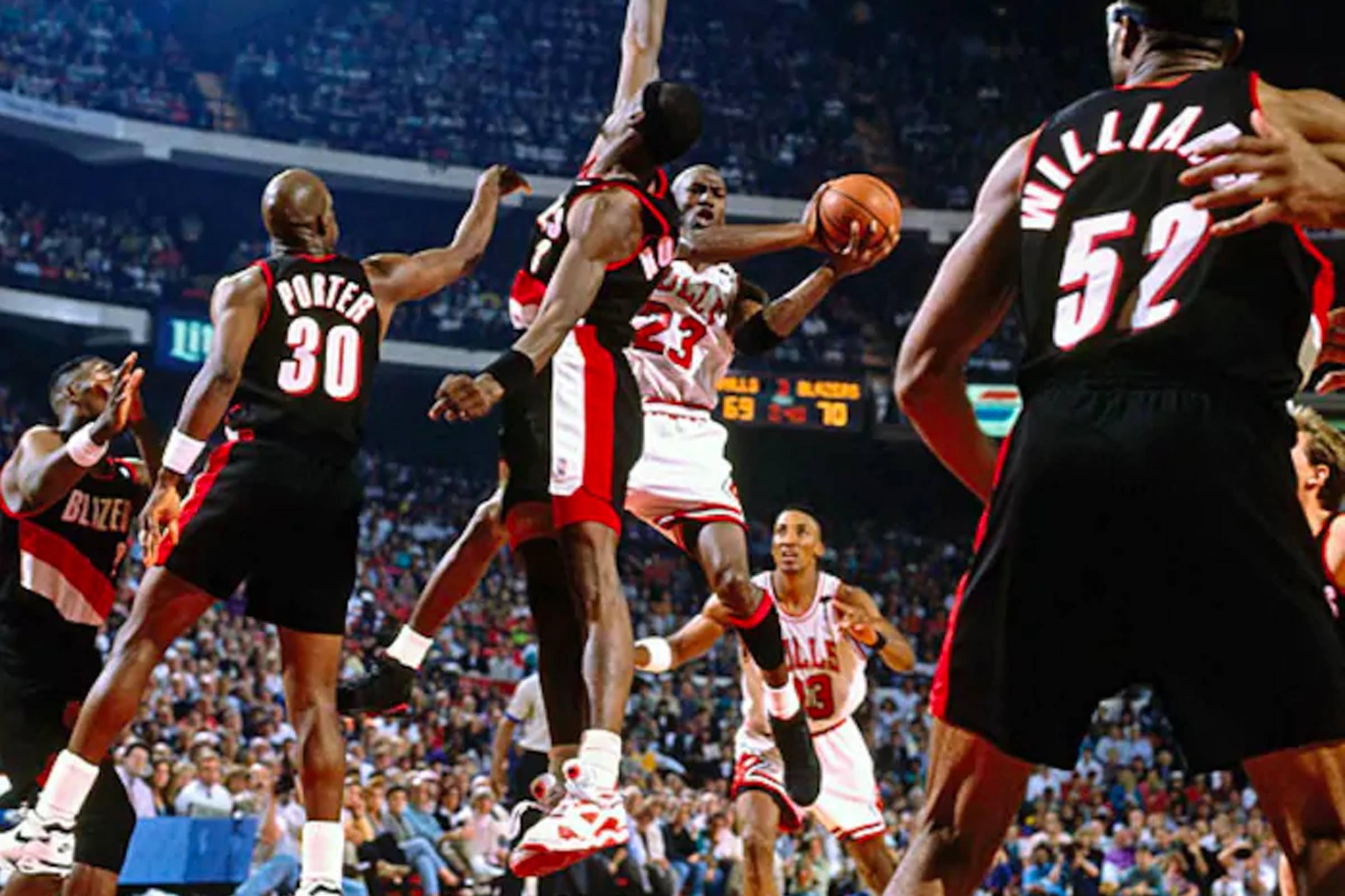 1992 NBA Finals, Game 1