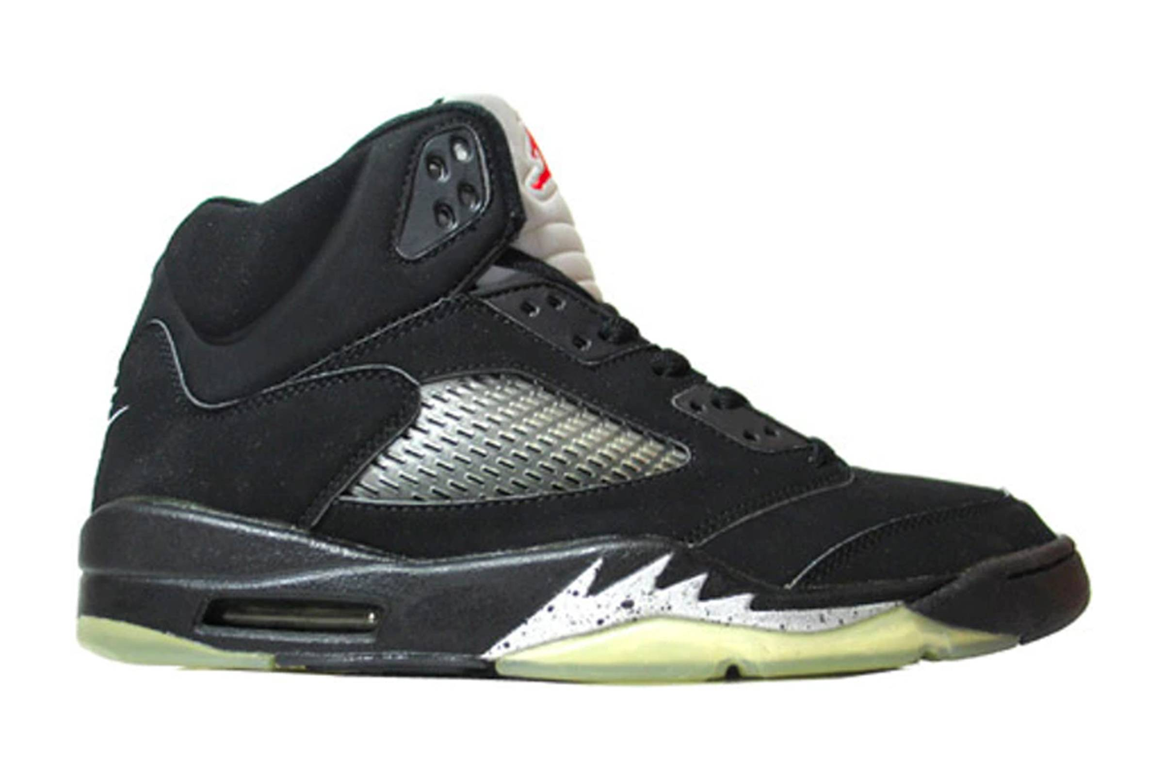 "Jordan V ""Black/Metallic"""